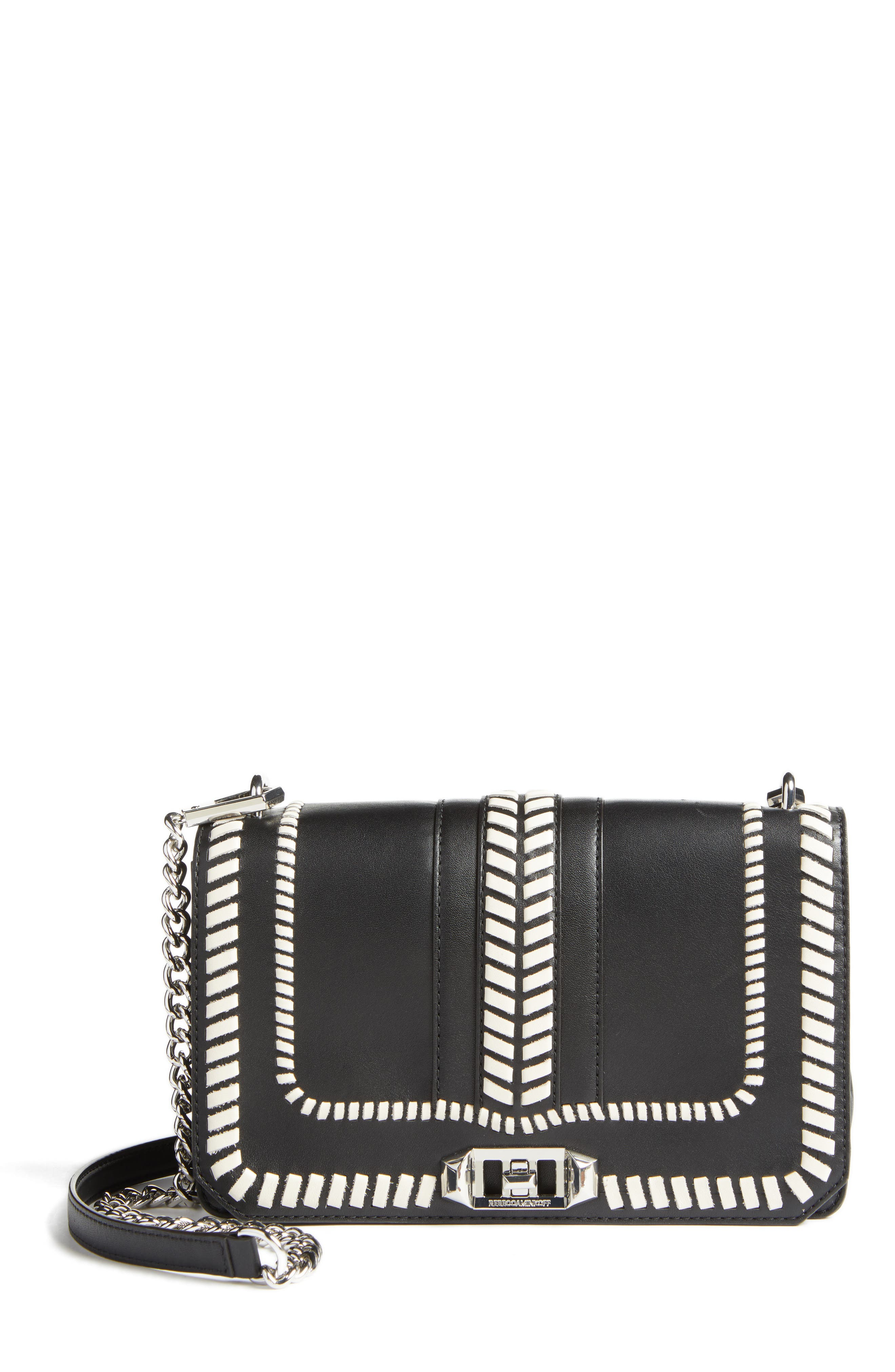 Alternate Image 7  - Rebecca Minkoff Love Leather Convertible Crossbody Bag