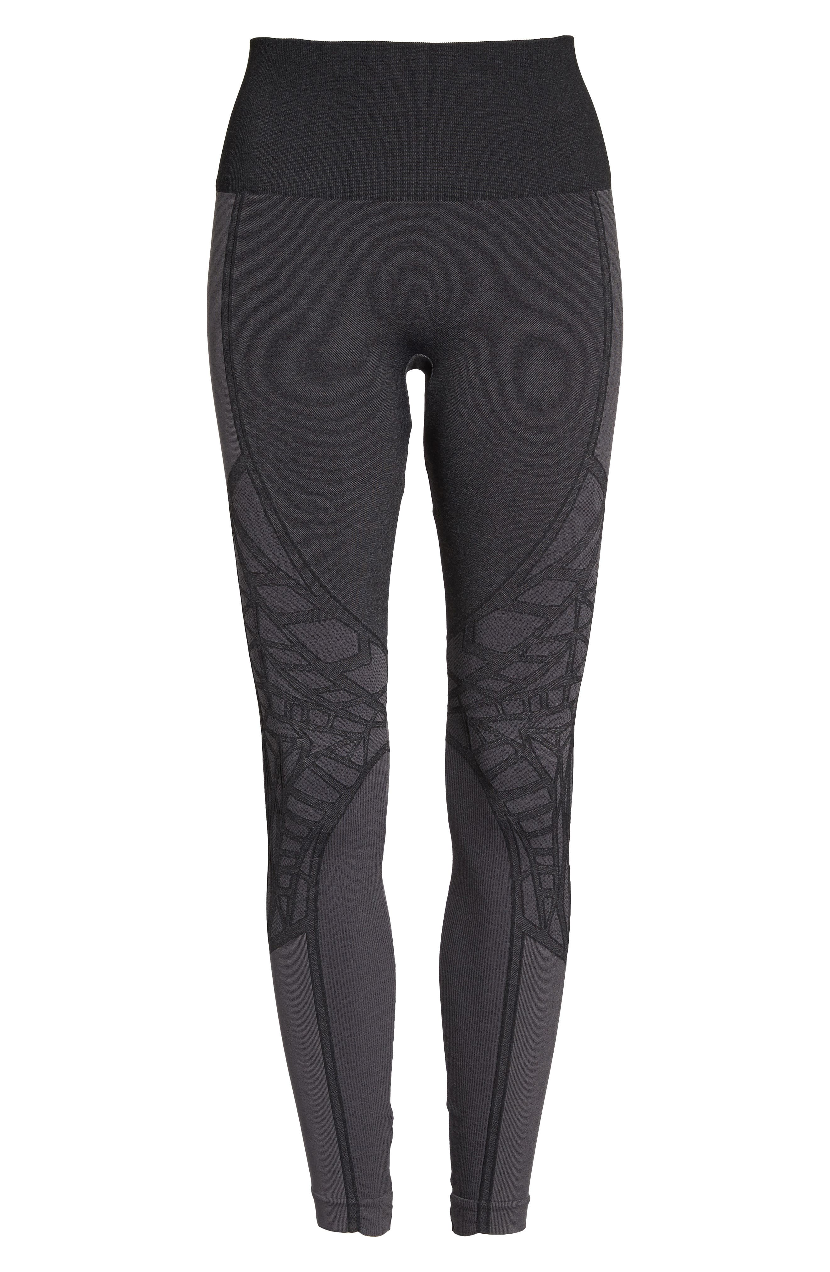 Revolution Leggings,                             Alternate thumbnail 7, color,                             Excalibur And Black