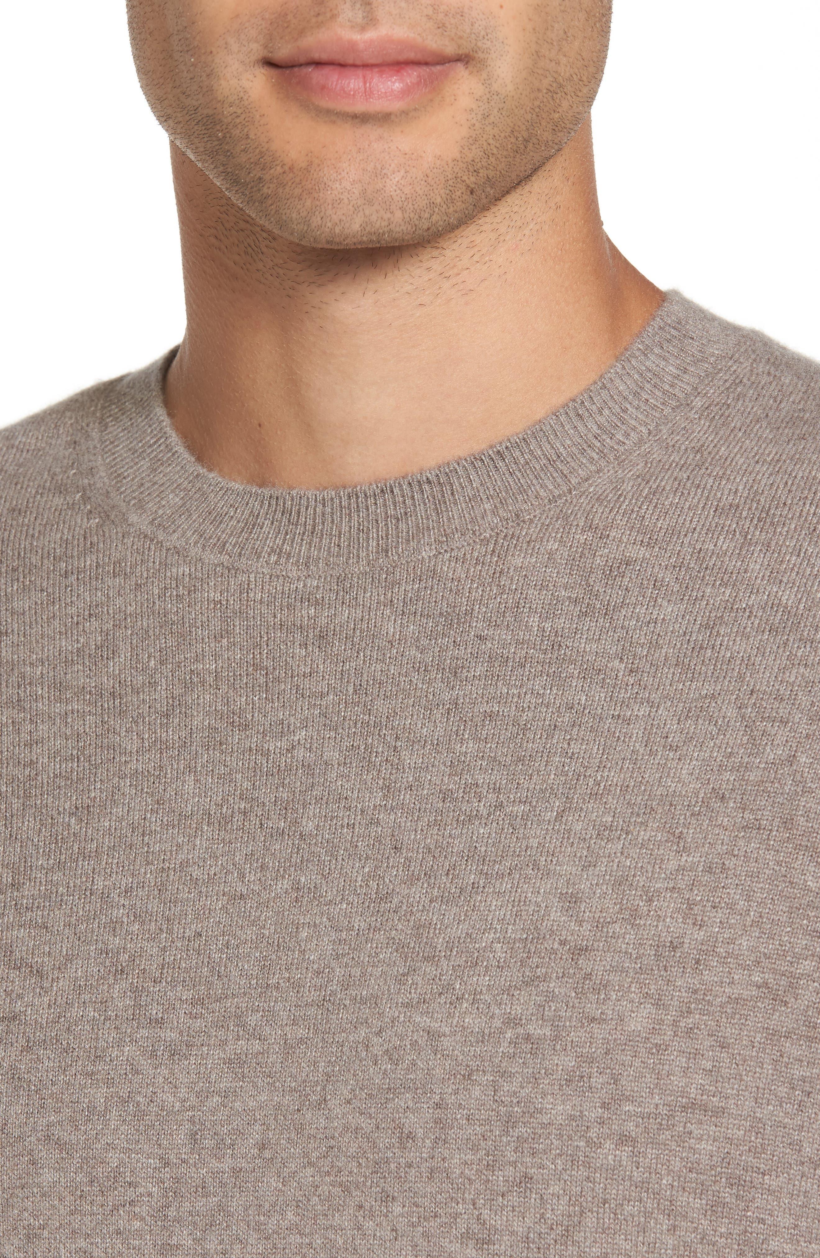 Alternate Image 4  - Vince Regular Fit Crewneck Sweater