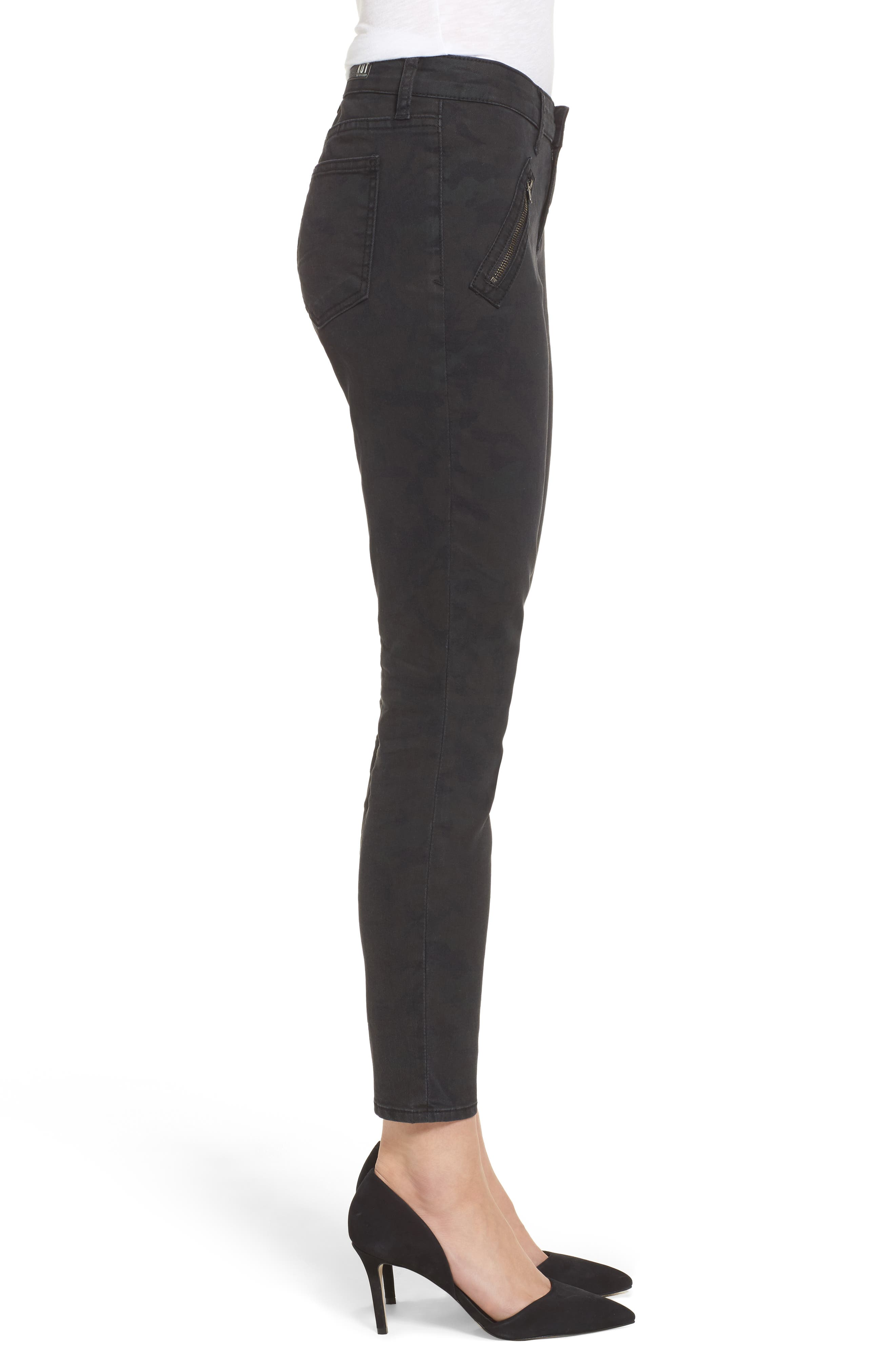 Alternate Image 3  - KUT from the Kloth Connie Skinny Ankle Jeans