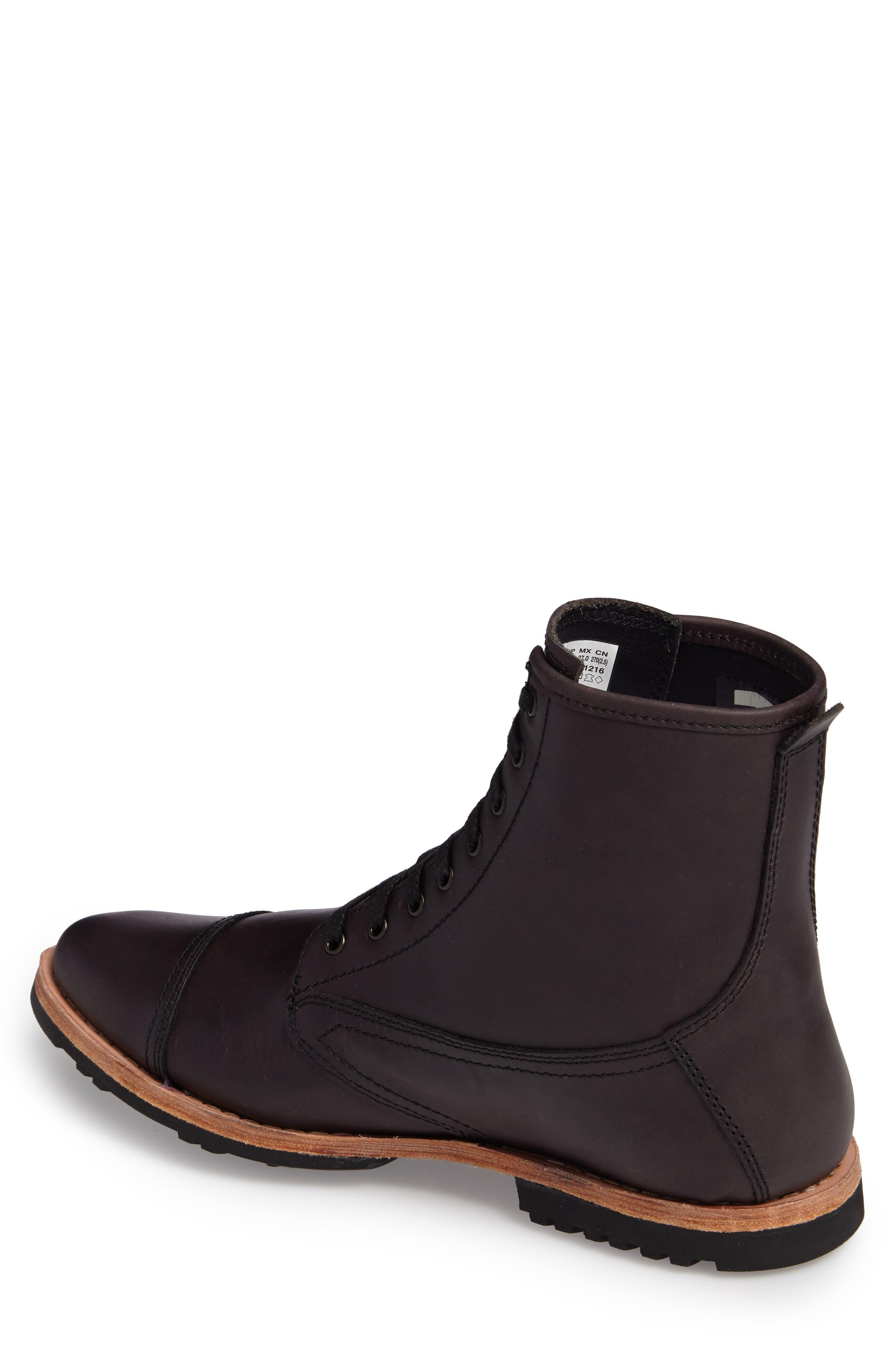 Alternate Image 2  - Timberland 'Bardstown' Cap Toe Boot (Men)