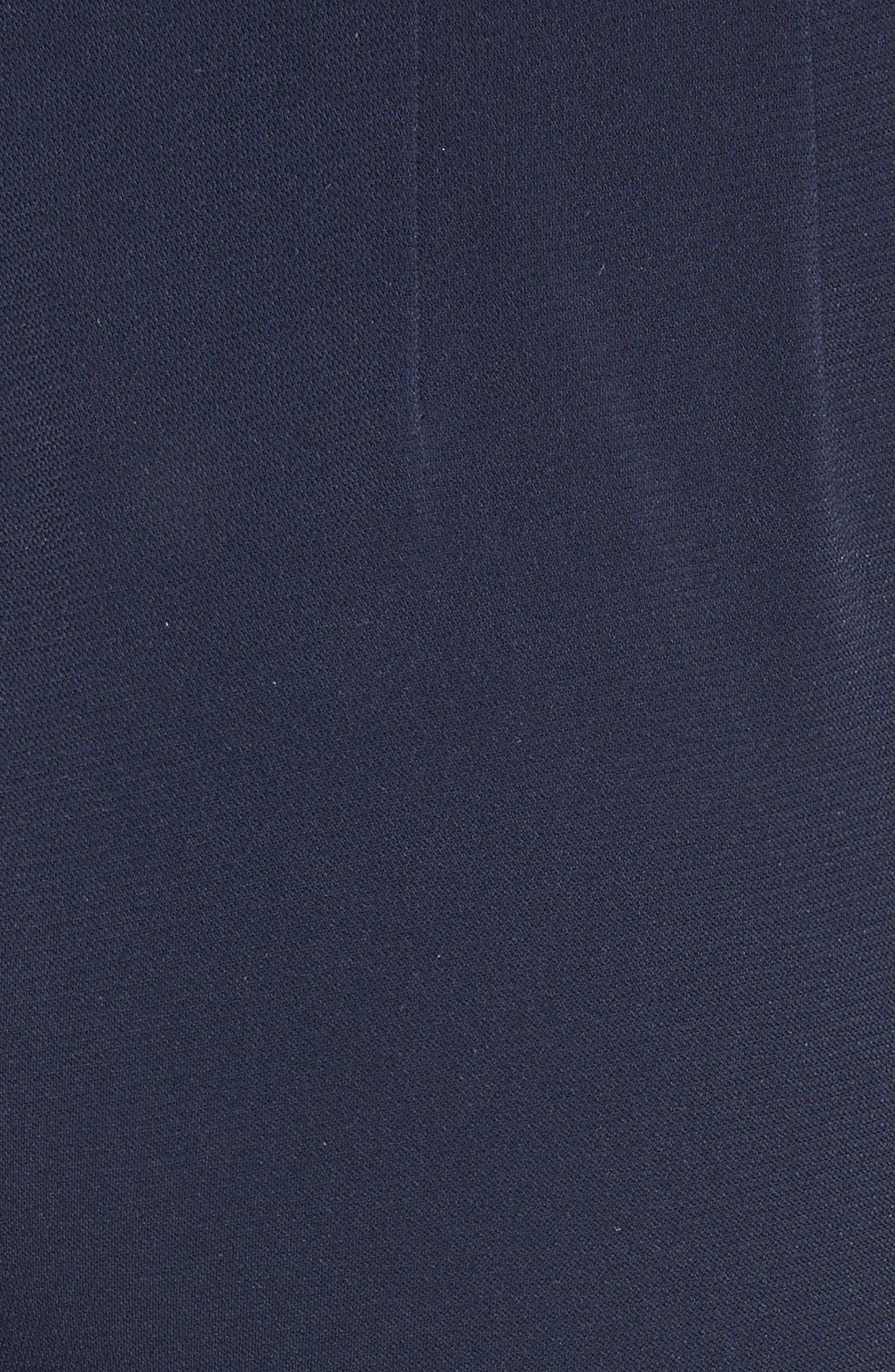 Emma Classic Cady Pants,                             Alternate thumbnail 6, color,                             Navy