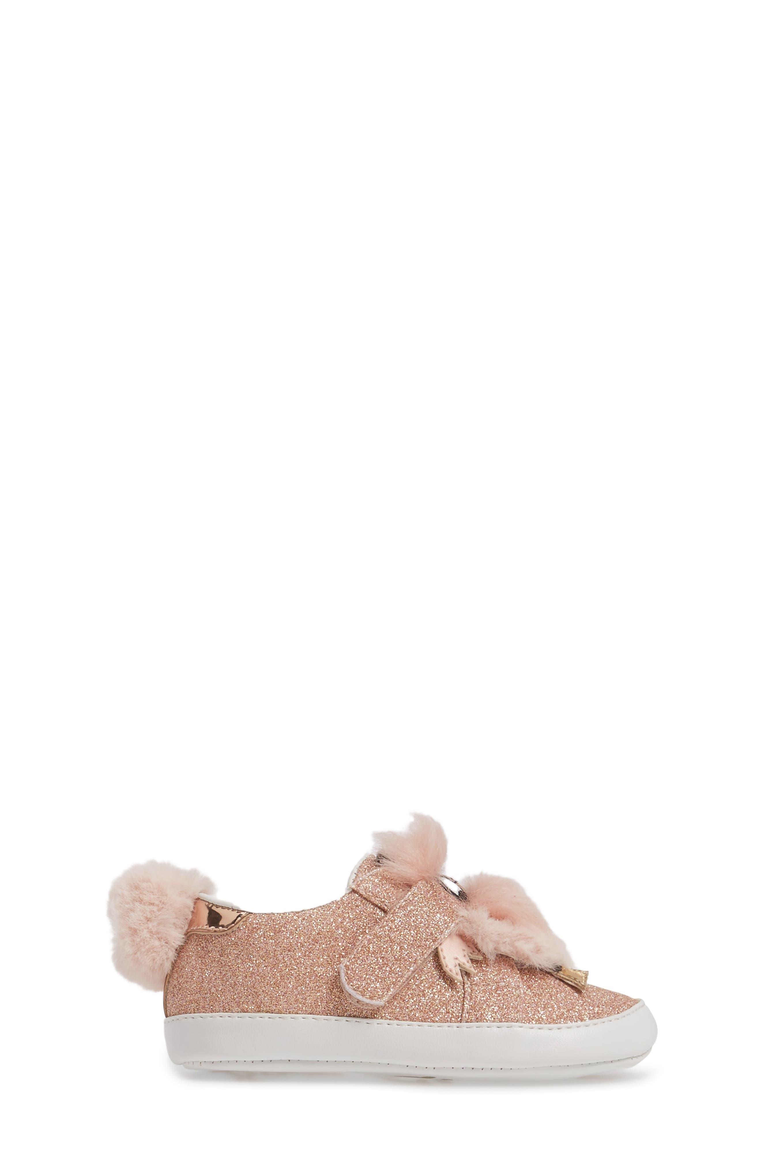 Alternate Image 3  - Sam Edelman Ovee Sneaker (Baby)