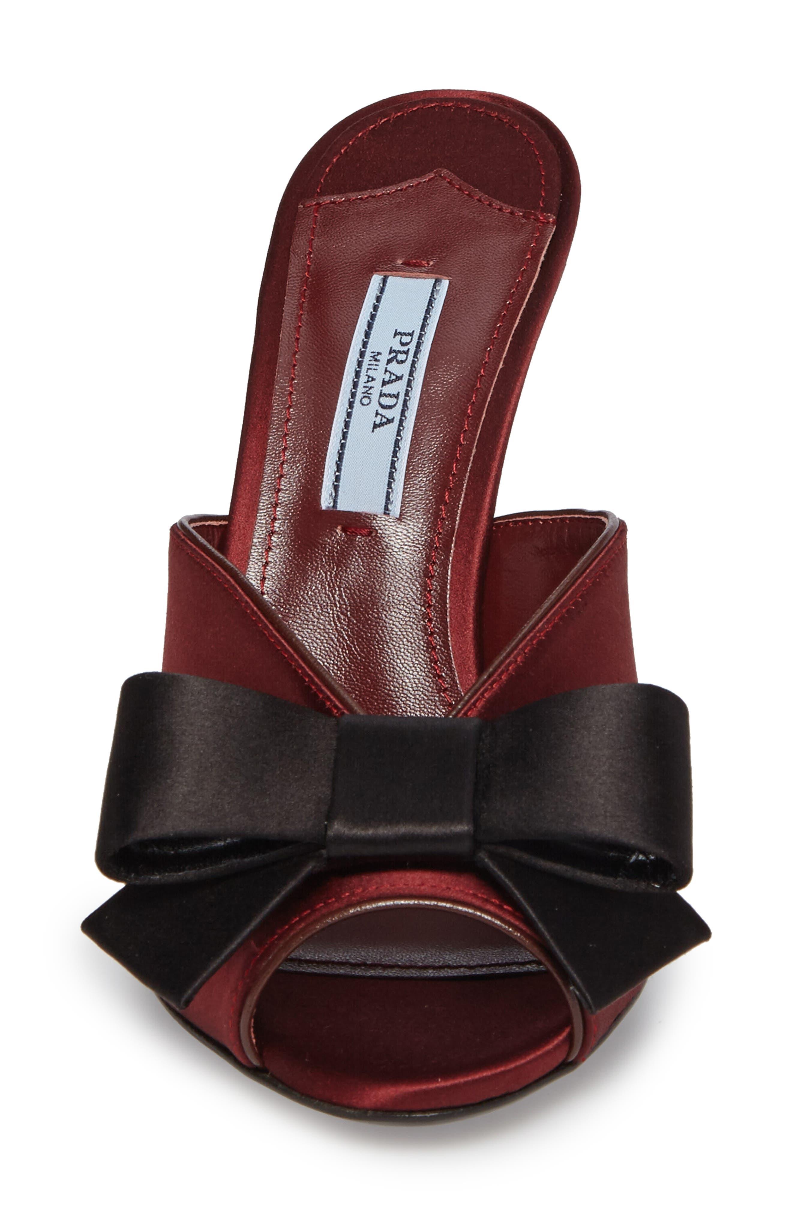 Alternate Image 4  - Prada Bow Sandal (Women)