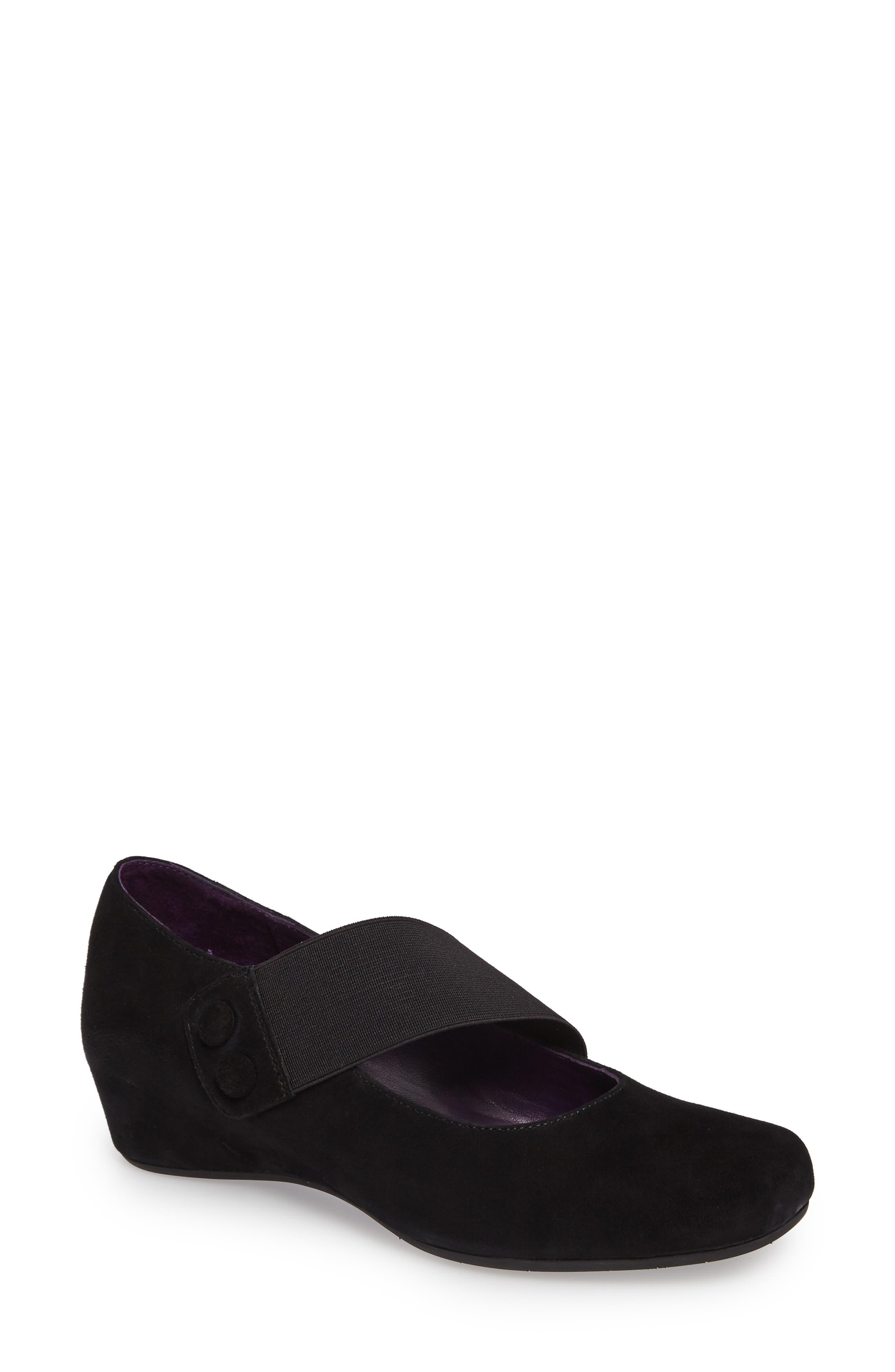 Womens Heels Cheap Price 21554696 Van Eli Lara Wedge Loafers Truffle Suede