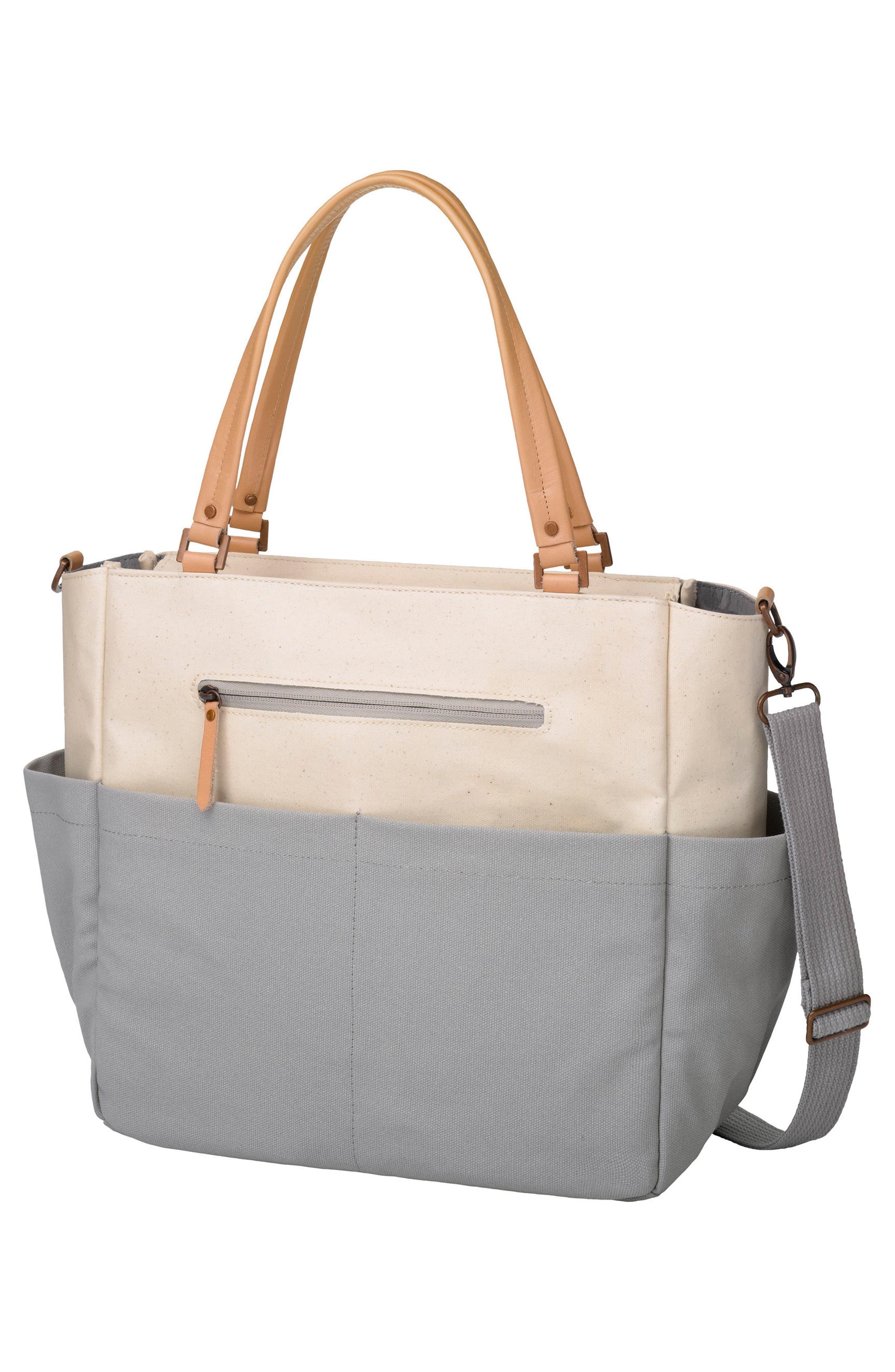 Alternate Image 2  - Petunia Pickle Bottom City Carryall Diaper Bag