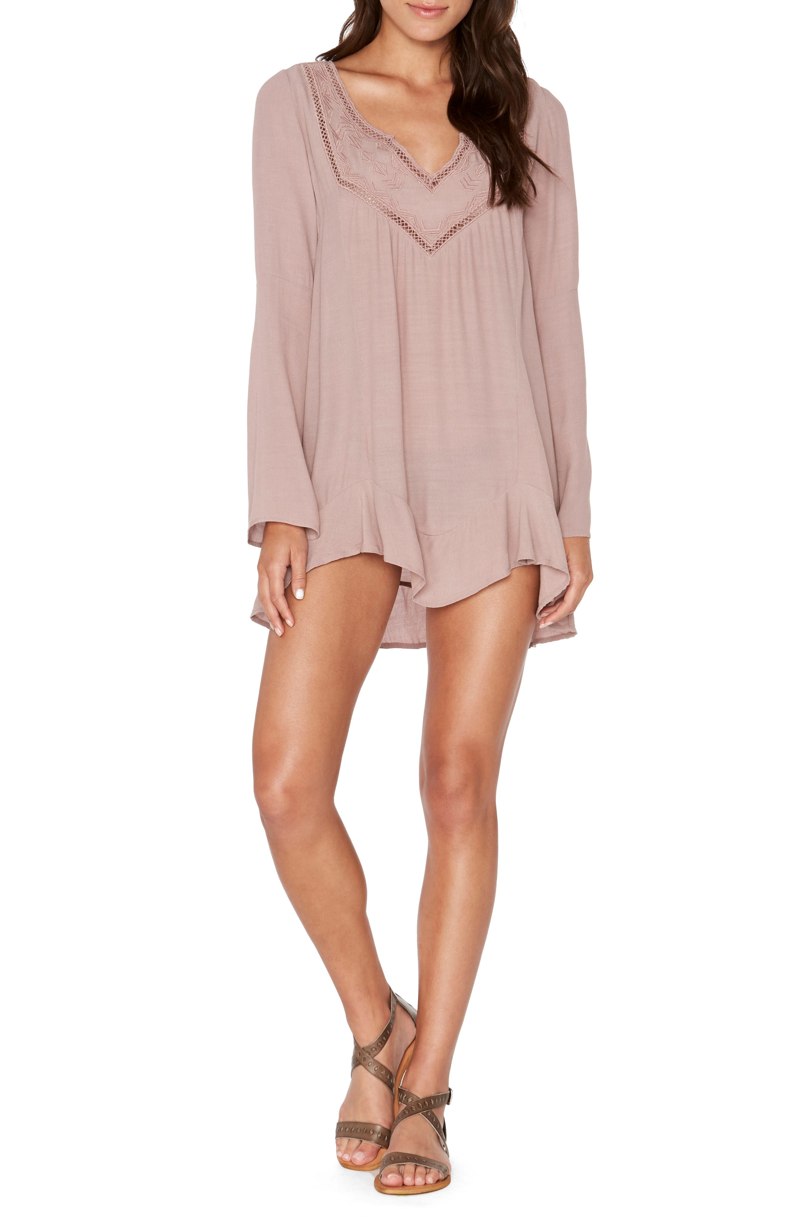 L Space Northern Star Cover-Up Tunic