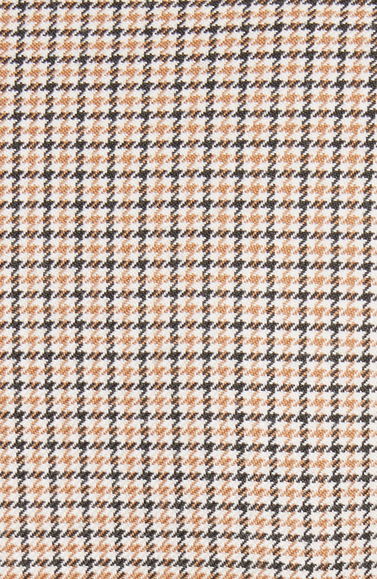 Alternate Image 3  - Stella McCartney Check Wool Double Breasted Jacket
