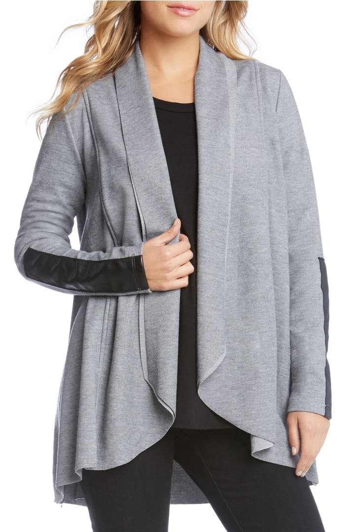 Blank NYC - Girl's Faux Leather & Knit Hooded Cardigan eternal-sv.tk, offering the modern energy, style and personalized service of Saks Fifth Avenue stores, .