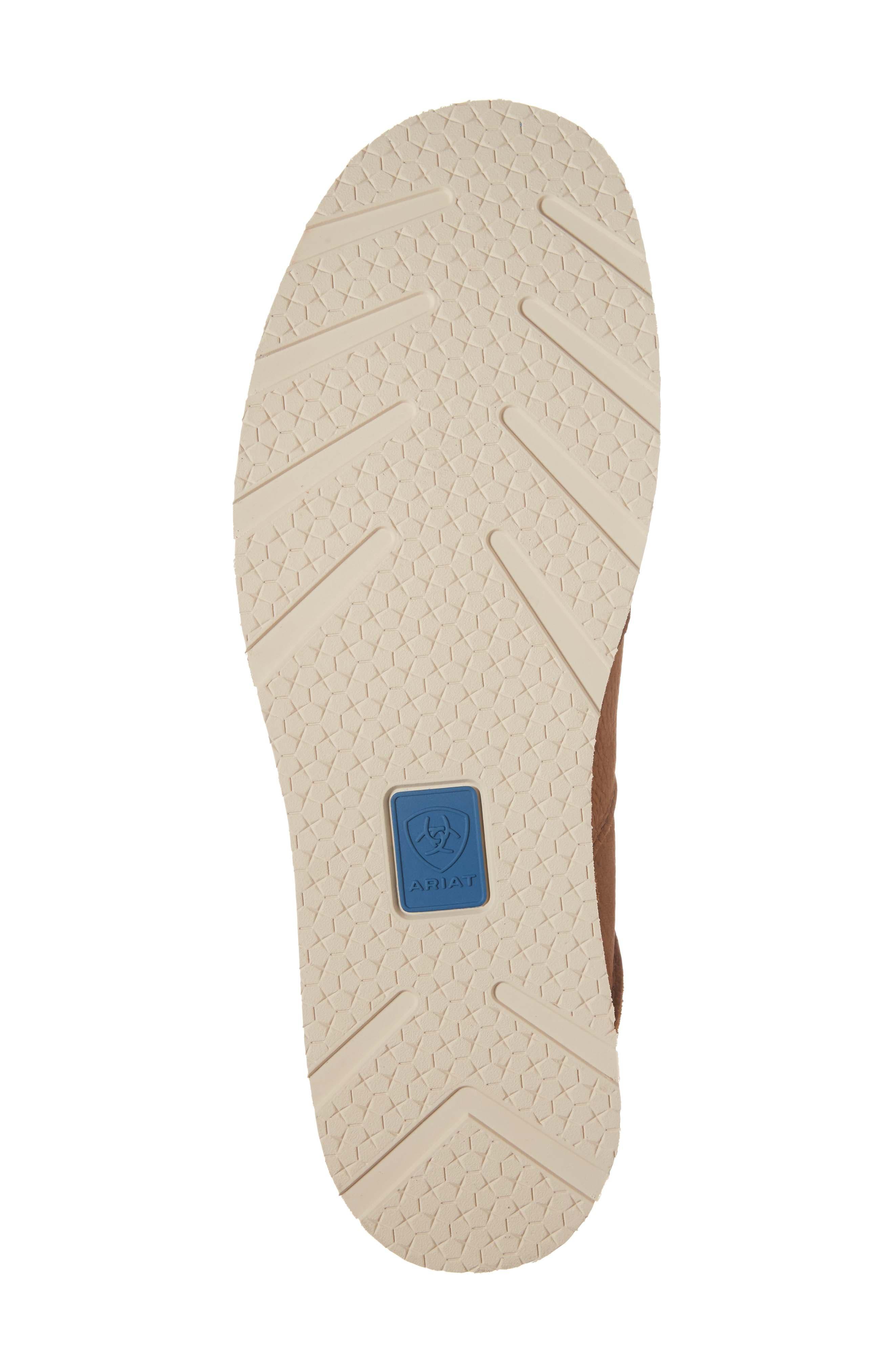 'Cruiser' Slip-On,                             Alternate thumbnail 6, color,                             Aged Bark Leather