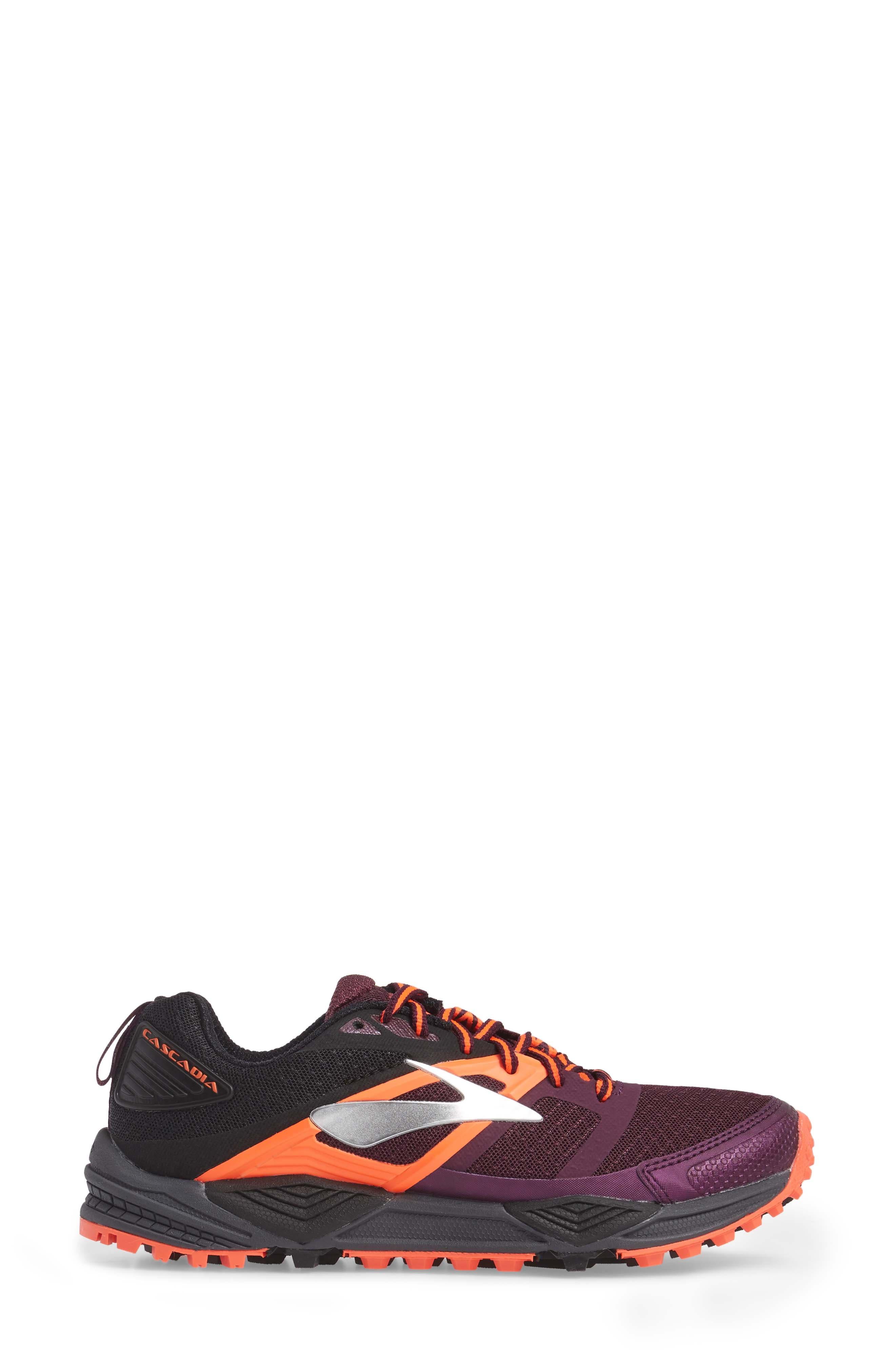 Alternate Image 3  - Brooks Cascadia 12 Trail Running Shoe (Women)
