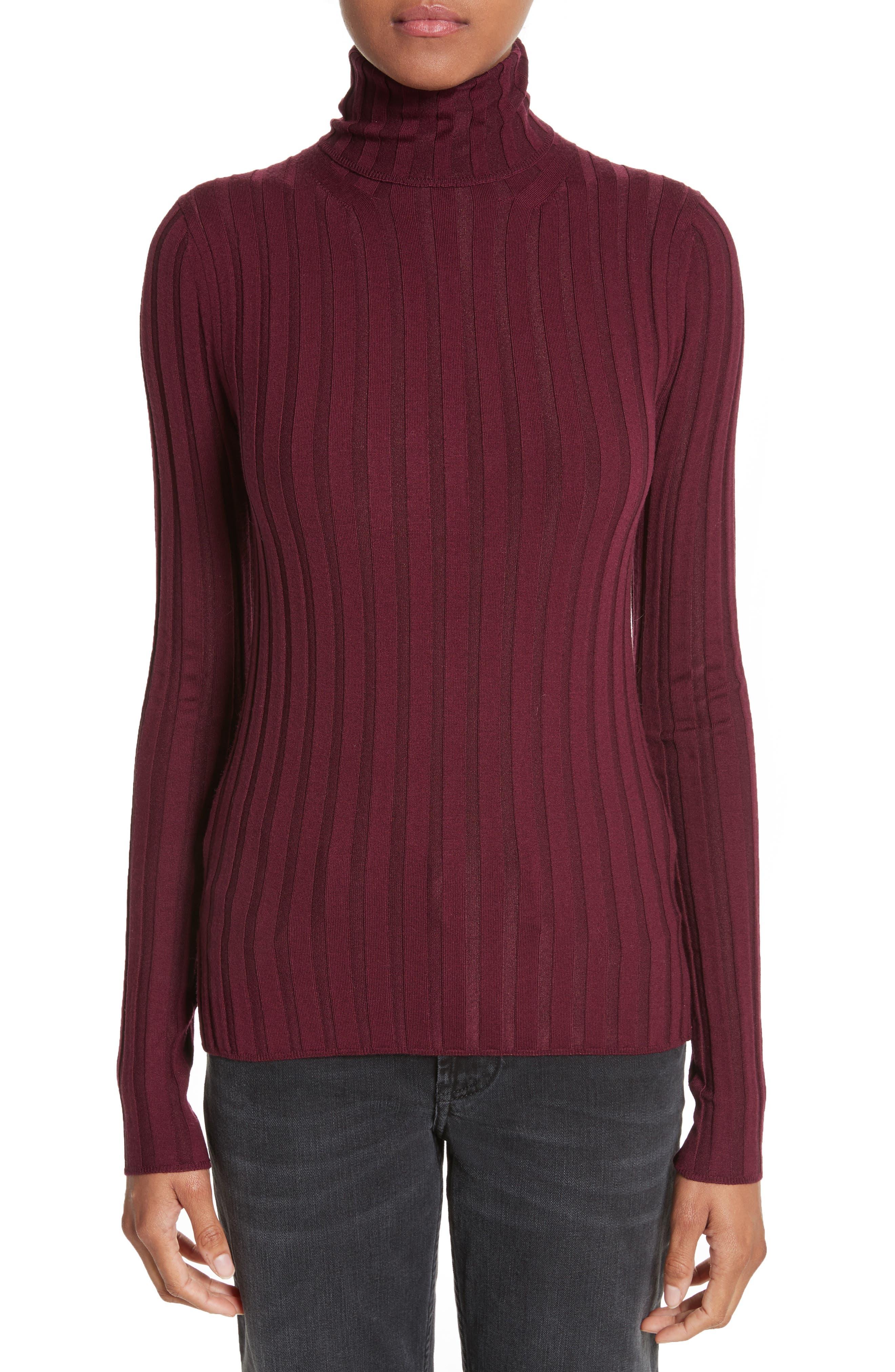ACNE Studios Corina Fitted Turtleneck Sweater