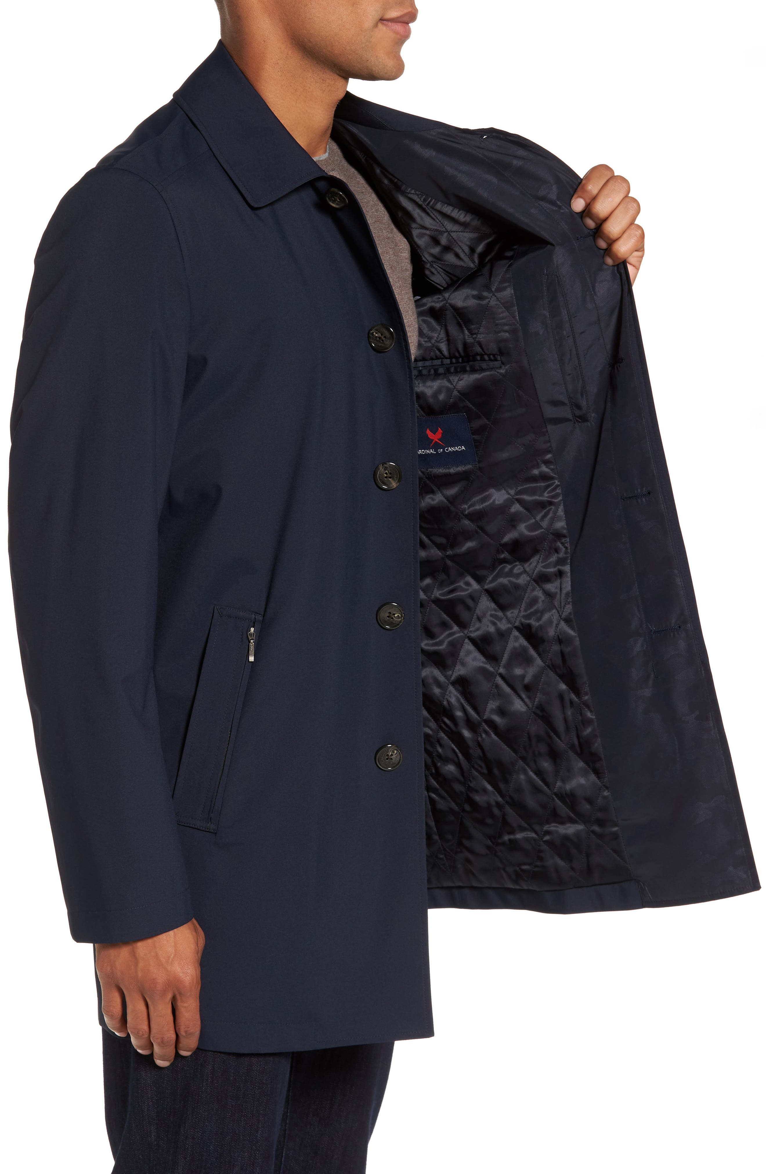 Alternate Image 3  - Cardinal of Canada Rain Coat