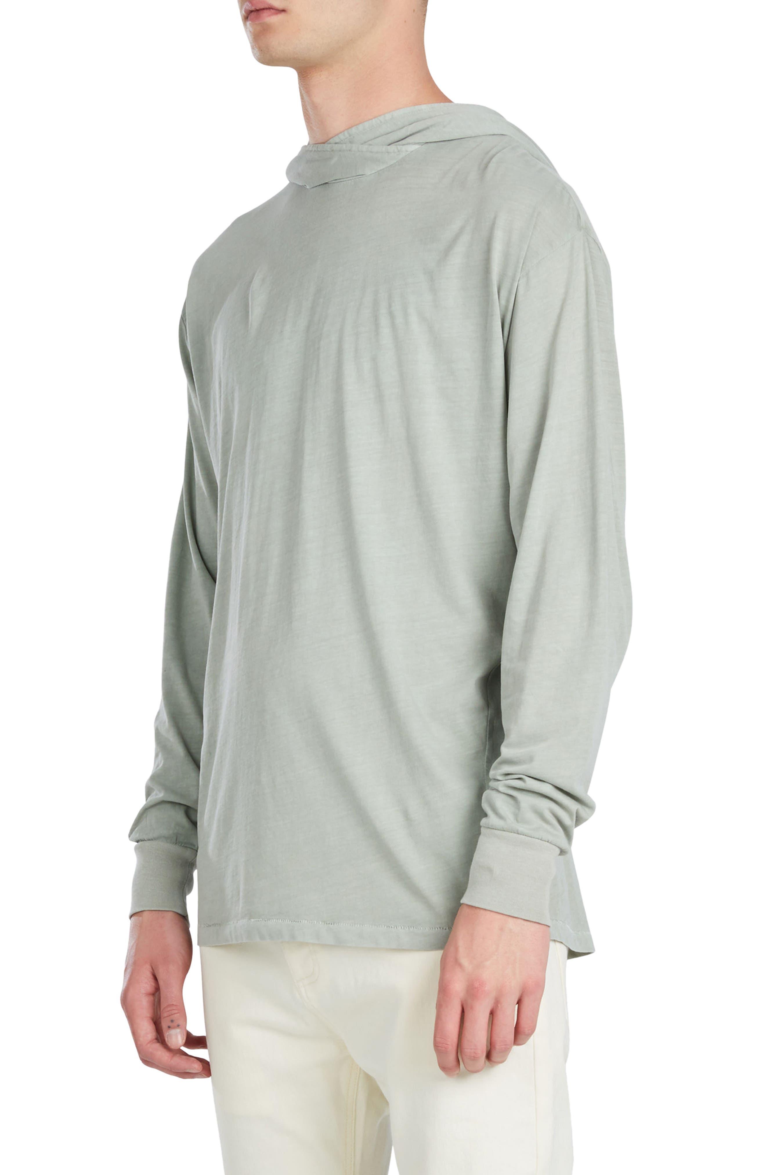 Alternate Image 3  - ZANEROBE Rugger Long Sleeve Hooded T-Shirt