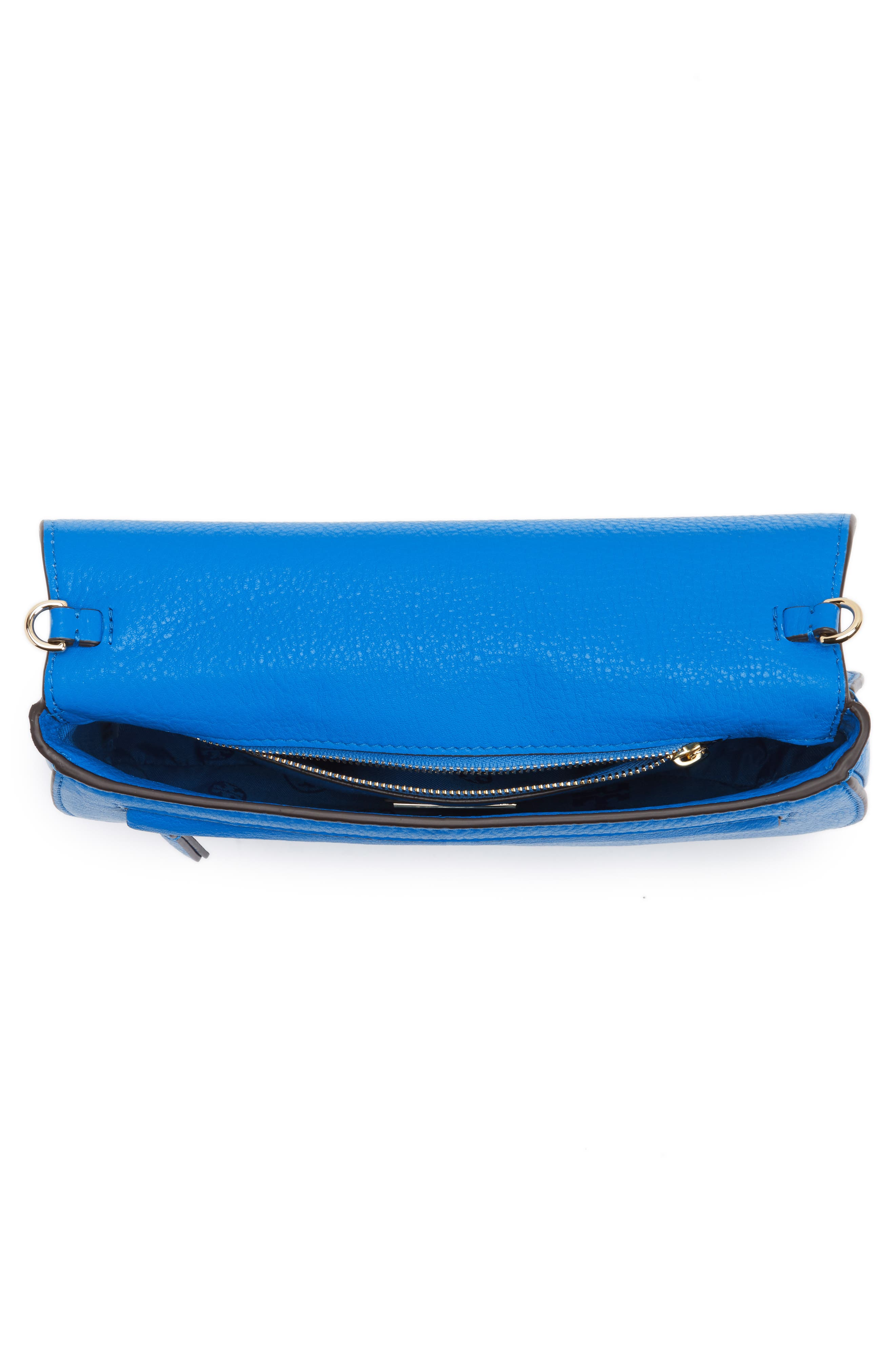 Alternate Image 3  - Tory Burch Jamie Convertible Leather Clutch