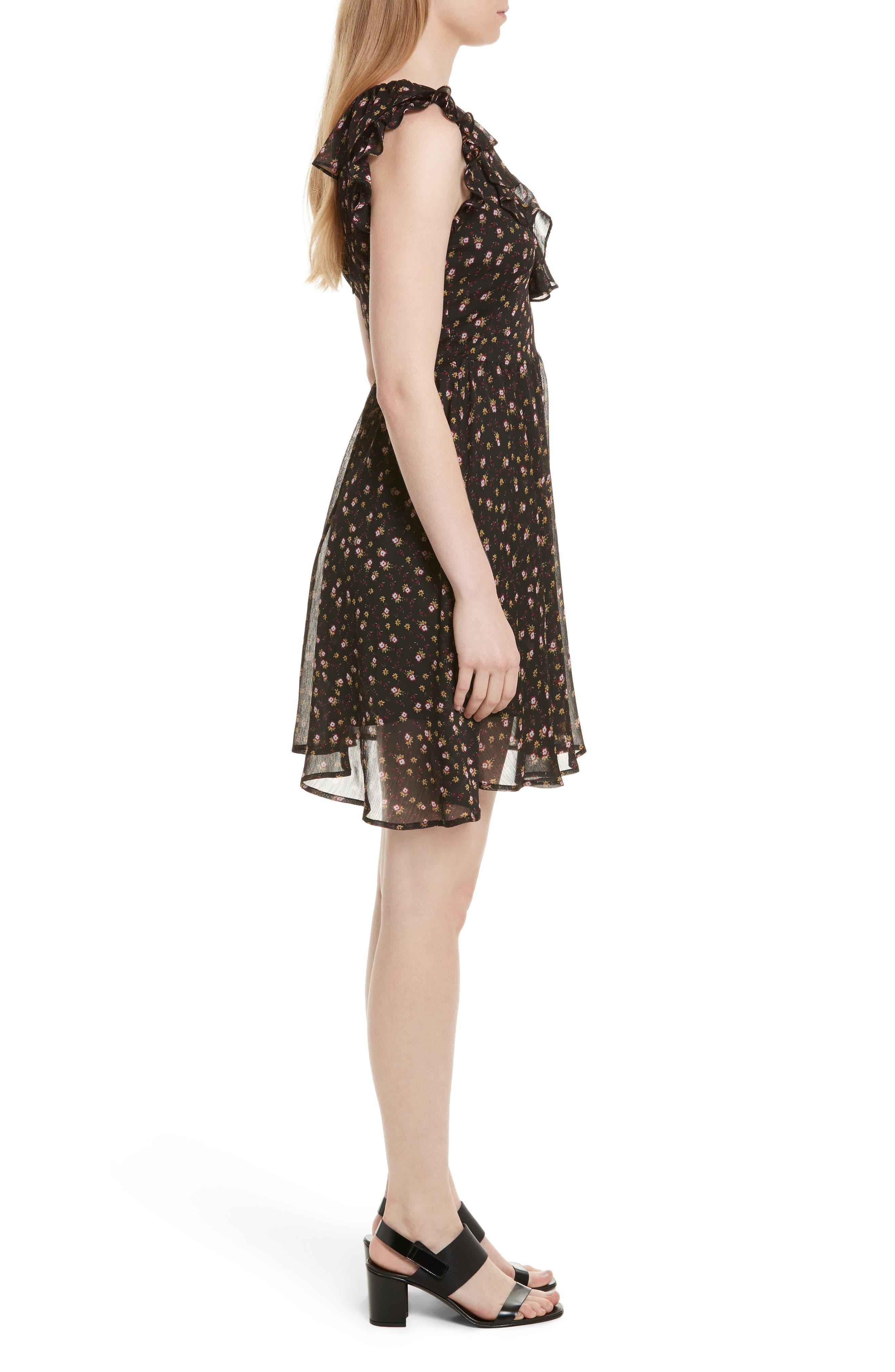 Alternate Image 3  - Rebecca Minkoff Brista Fit & Flare Dress