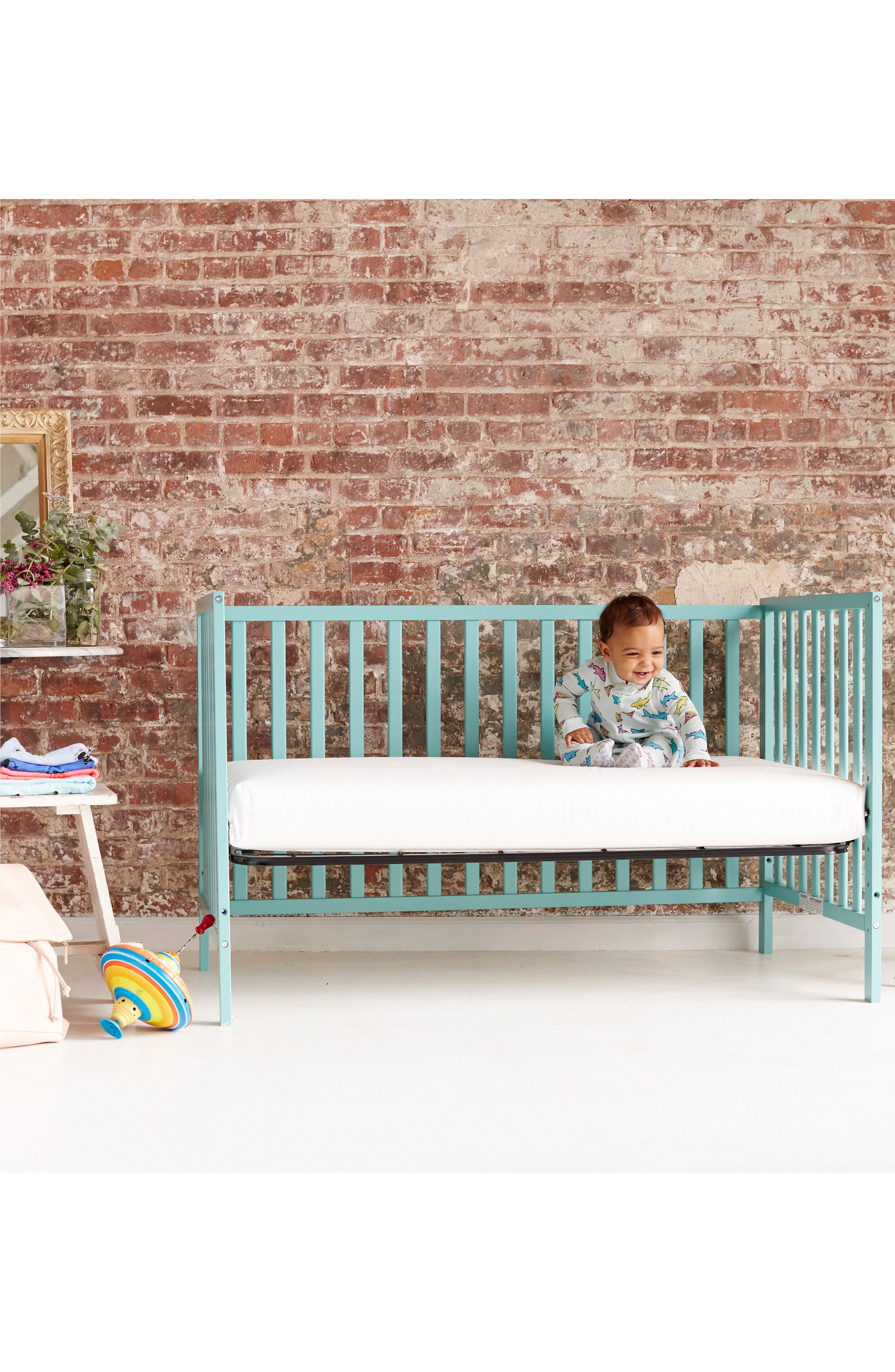 Alternate Image 3  - Naturepedic x Rosie Pope Pure & Secure Sleep Crib Mattress (Nordstrom Exclusive)