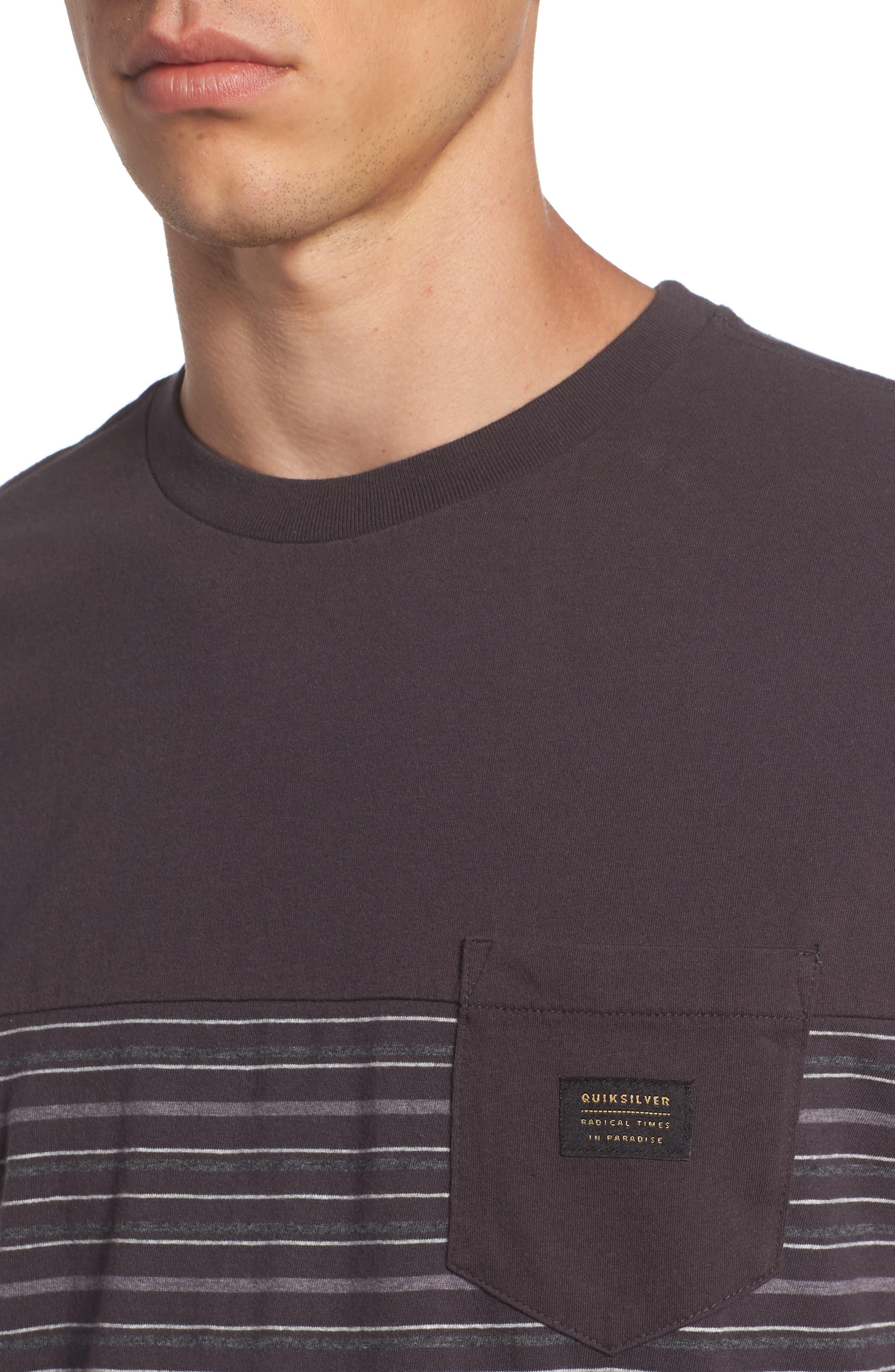 Alternate Image 4  - Quiksilver Full Tide T-Shirt