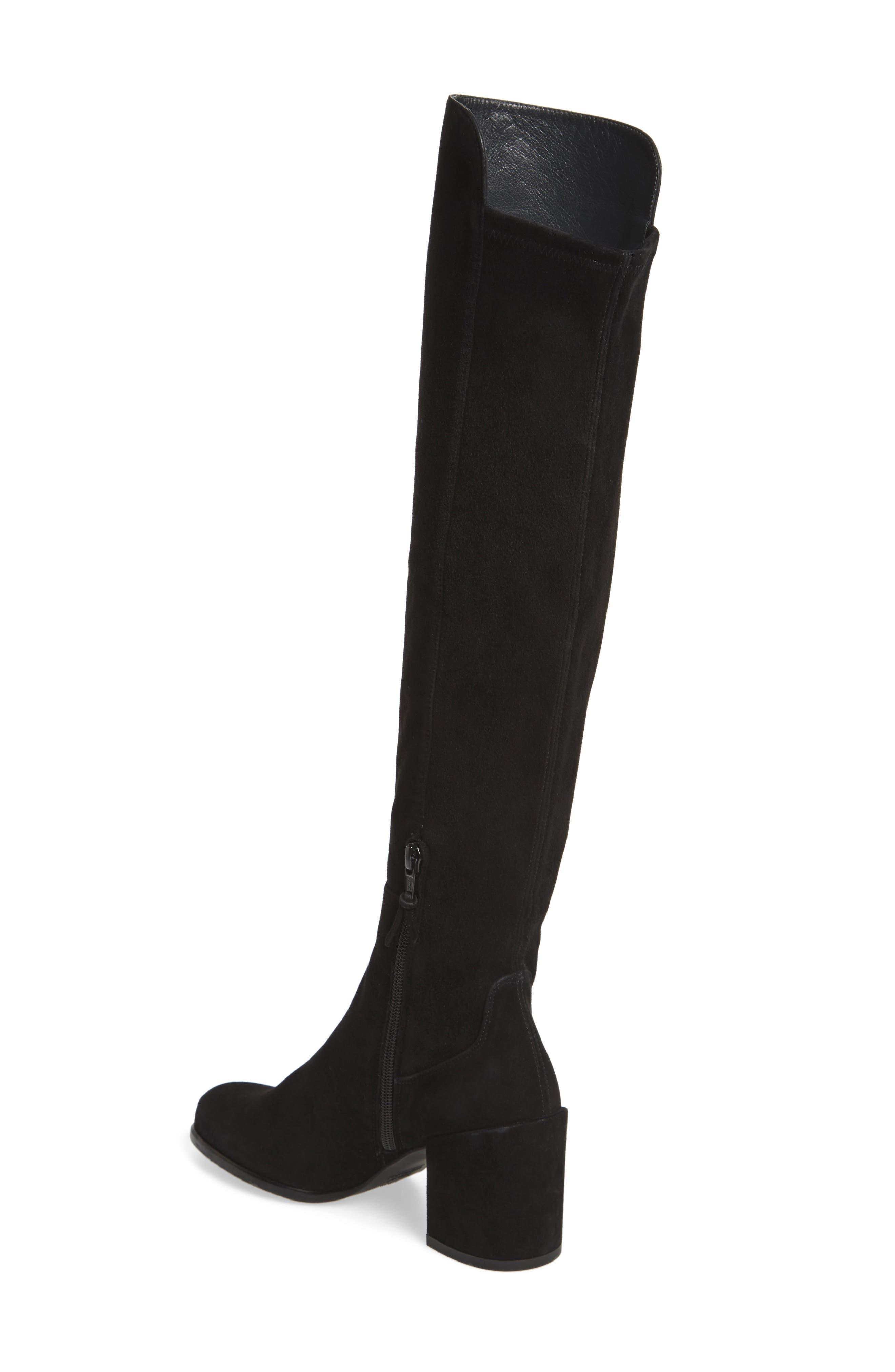 Alternate Image 2  - Stuart Weitzman Alljack Over the Knee Boot (Women)