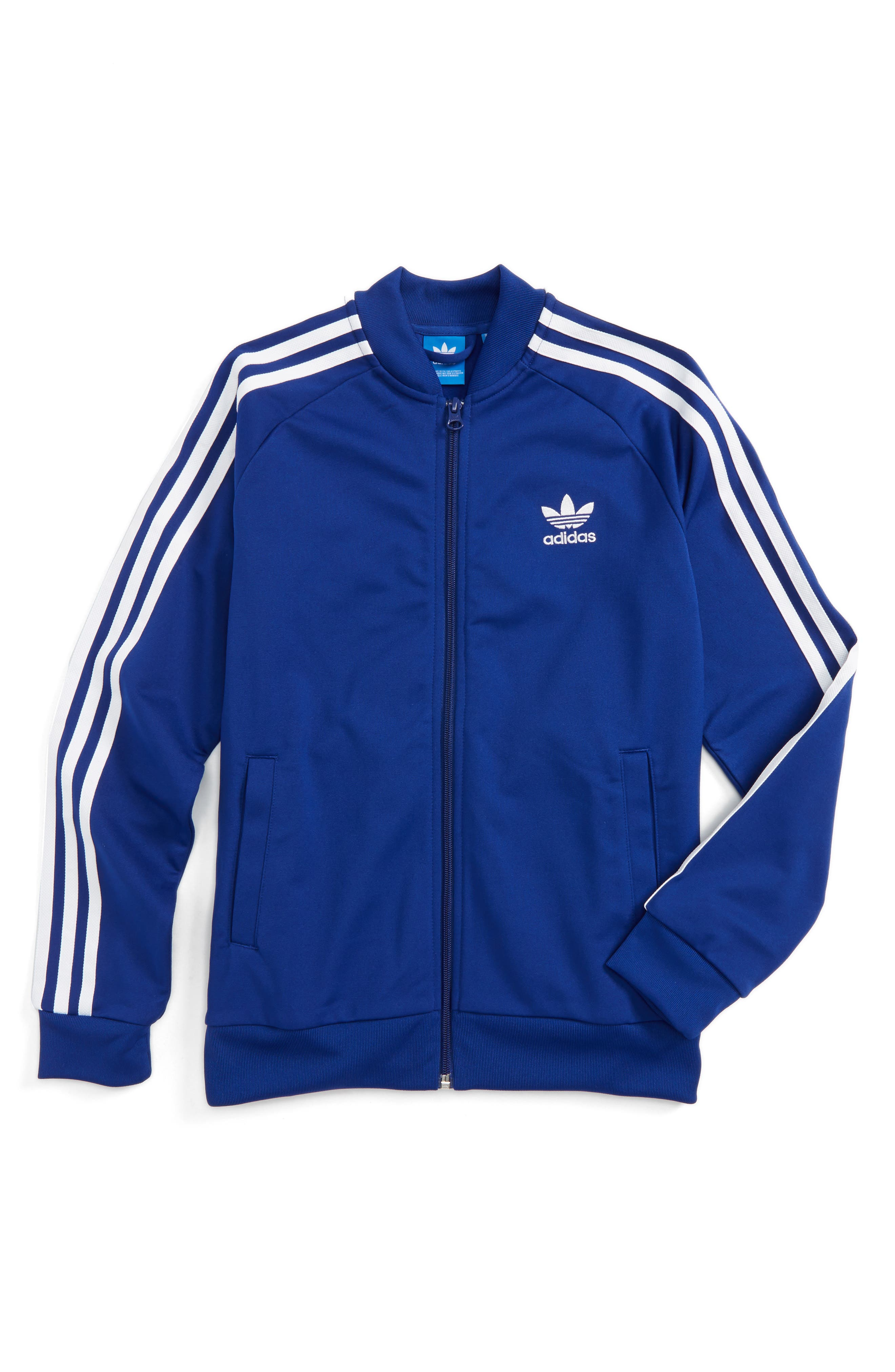 adidas Superstar Track Jacket (Little Boys & Big Boys)