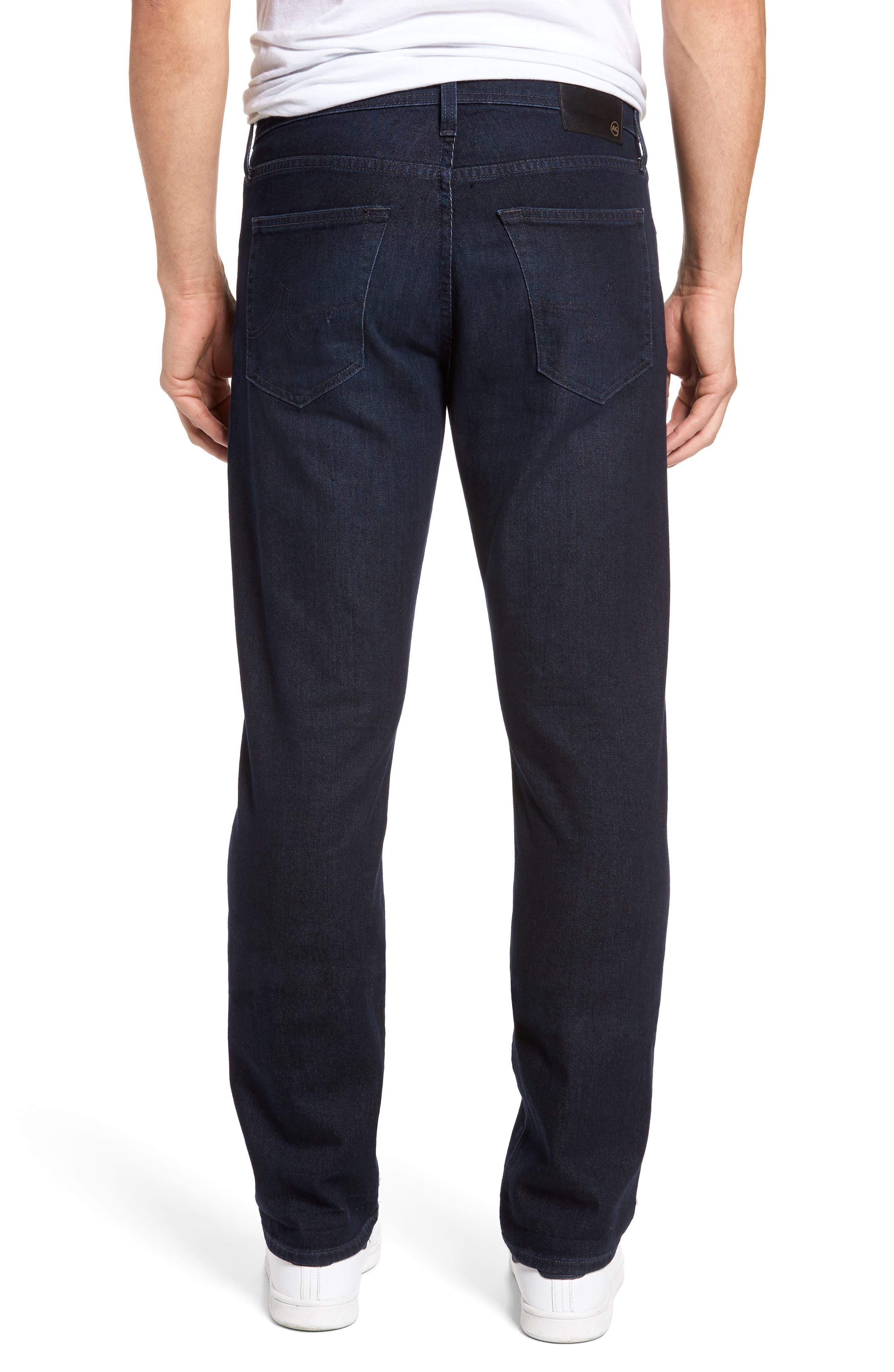 Alternate Image 2  - AG Everett Slim Straight Fit Jeans (Regulator)