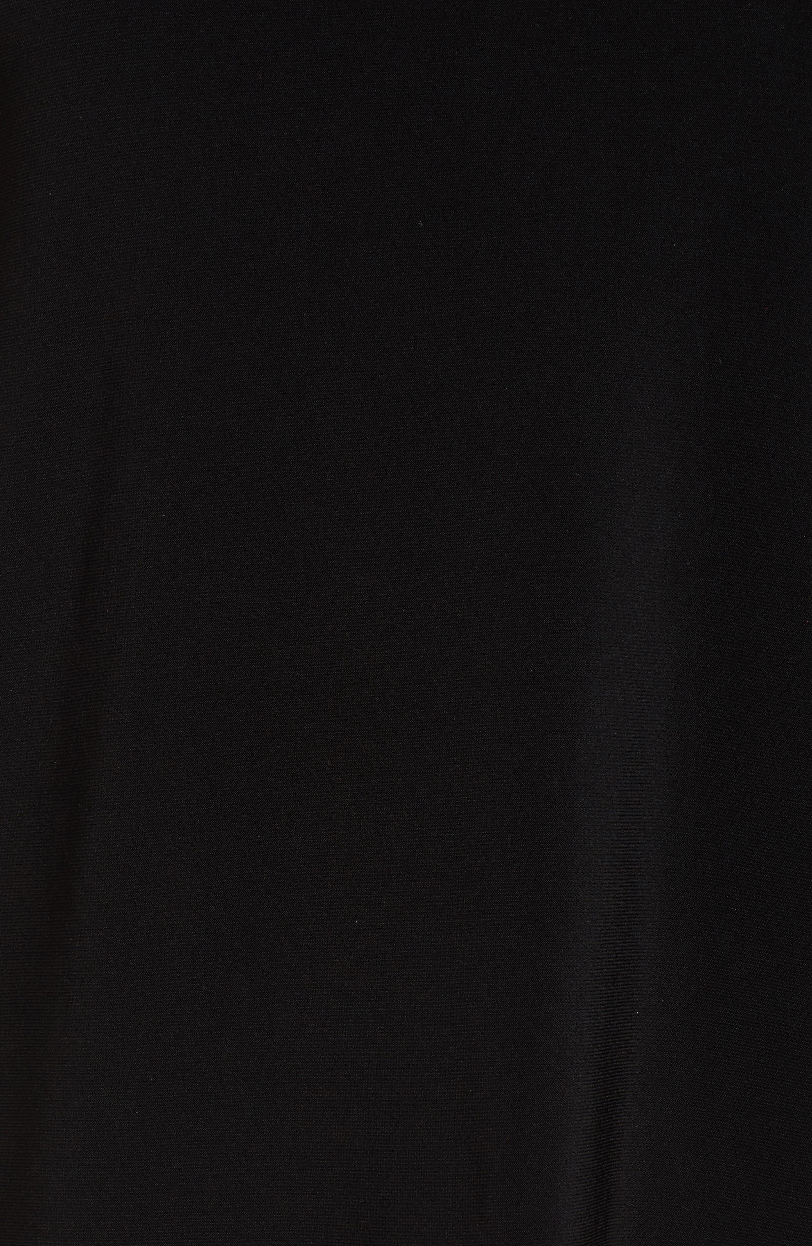 Alternate Image 5  - Chaus Lace Trim Knit Top