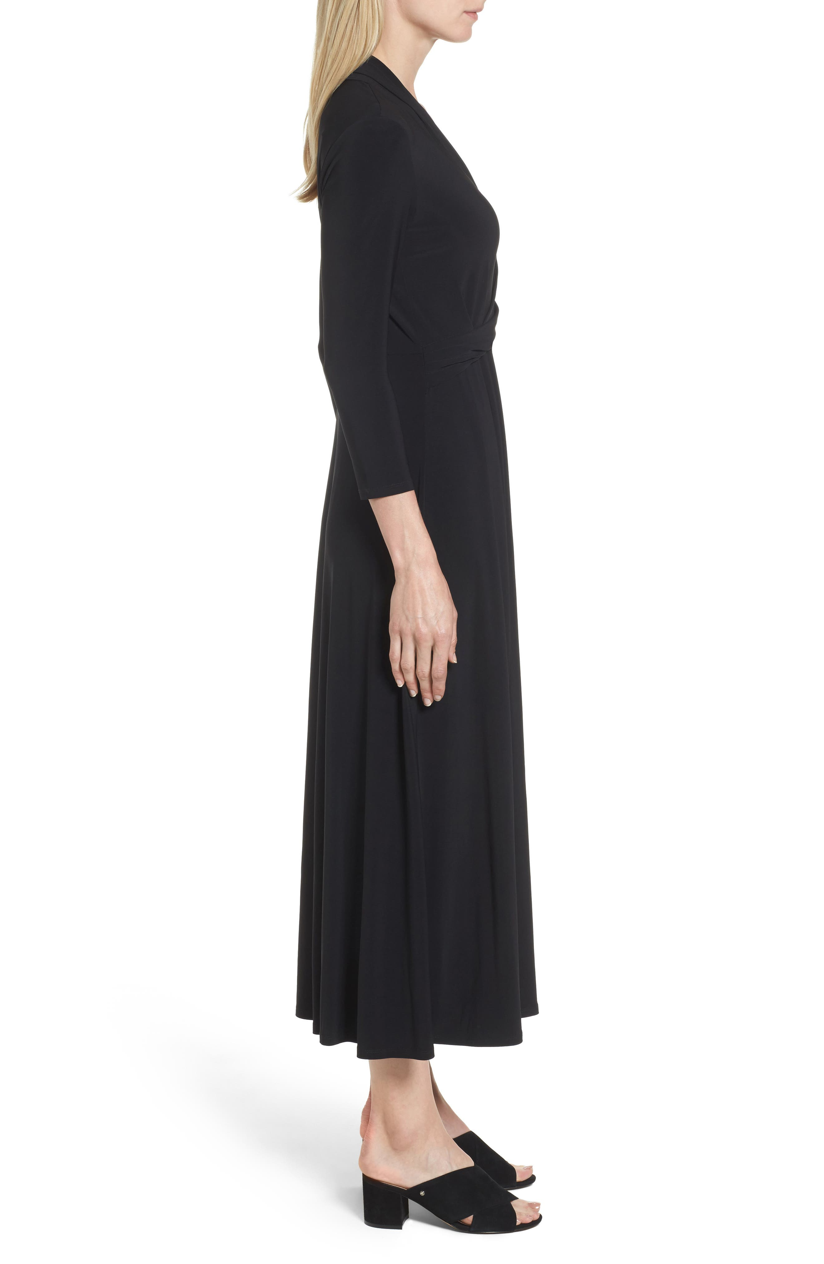 Alternate Image 3  - Chaus Twist Side Midi Dress