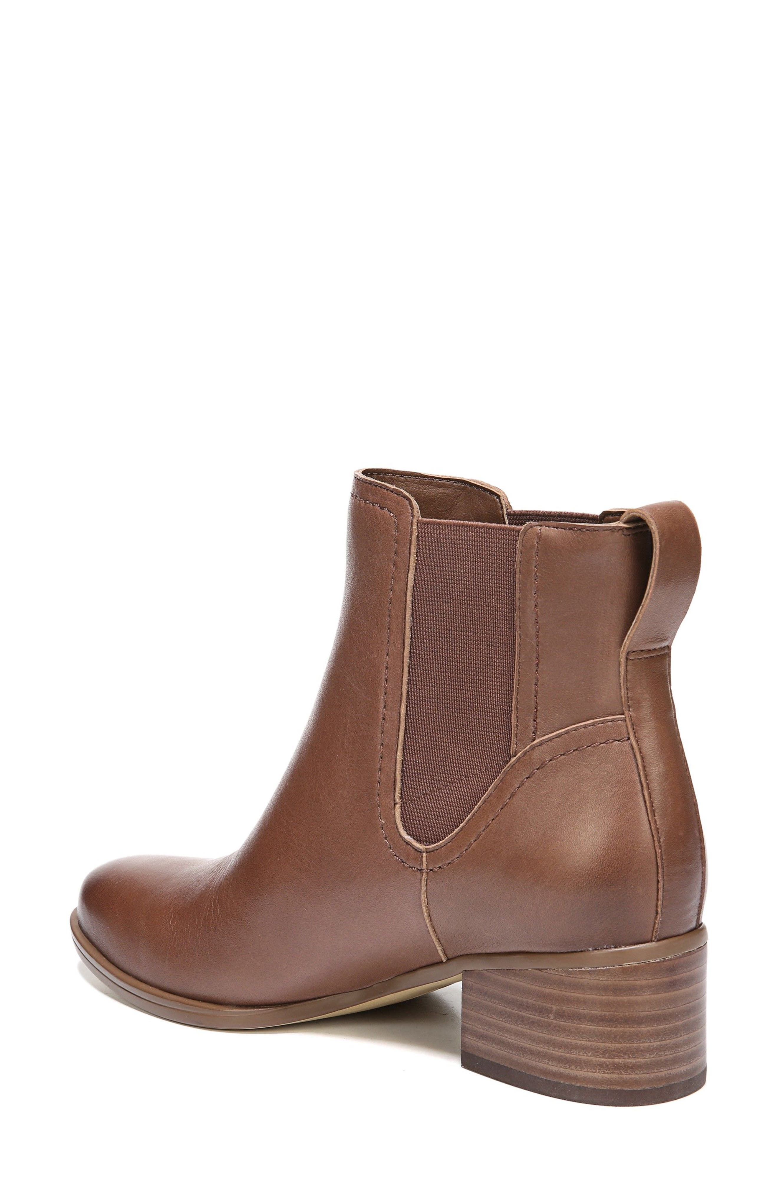 Dallas Chelsea Boot,                             Alternate thumbnail 2, color,                             Coffee Bean Leather
