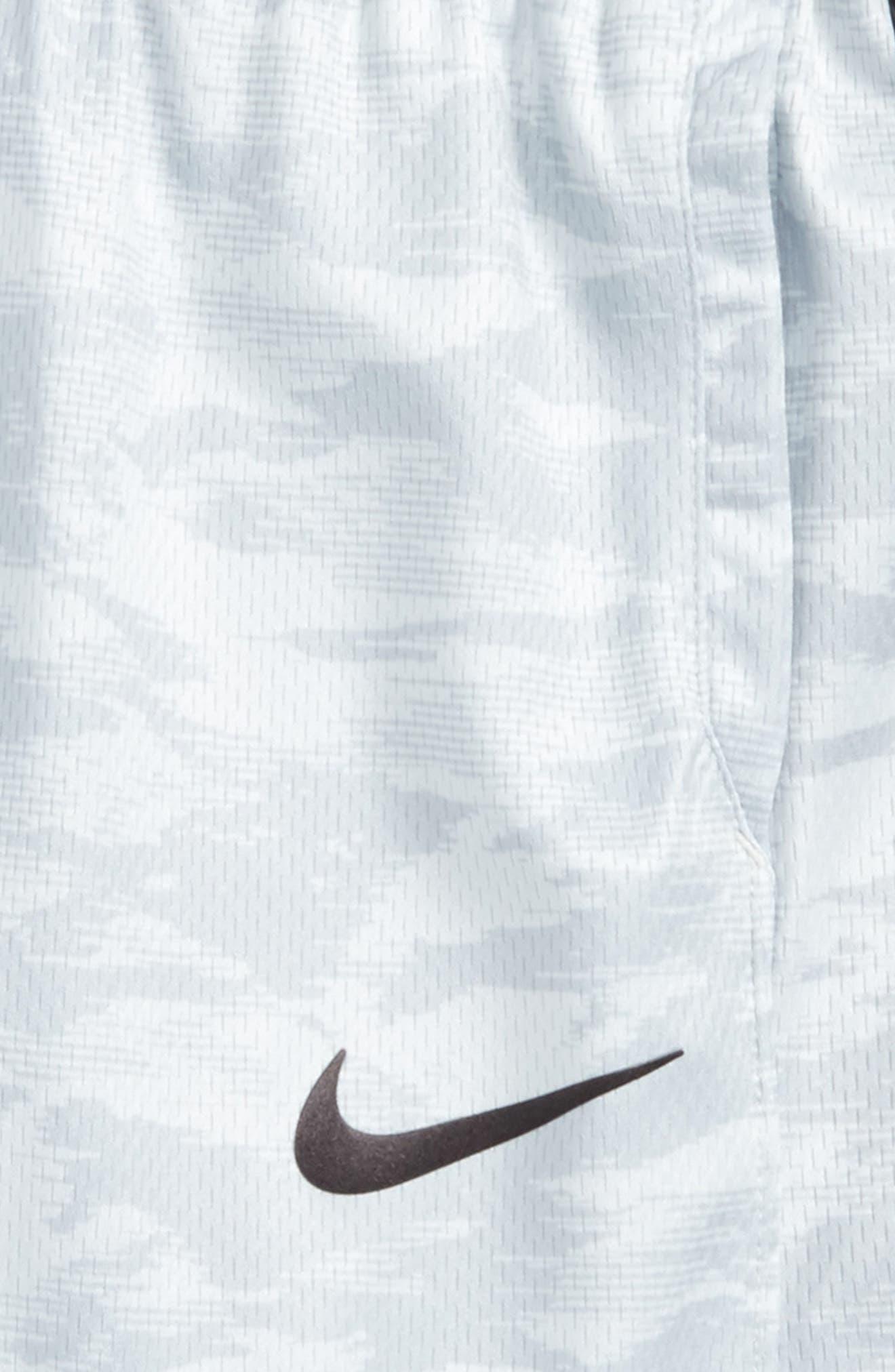 Dry Elite Basketball Shorts,                             Alternate thumbnail 2, color,                             Wlfgry/ Black