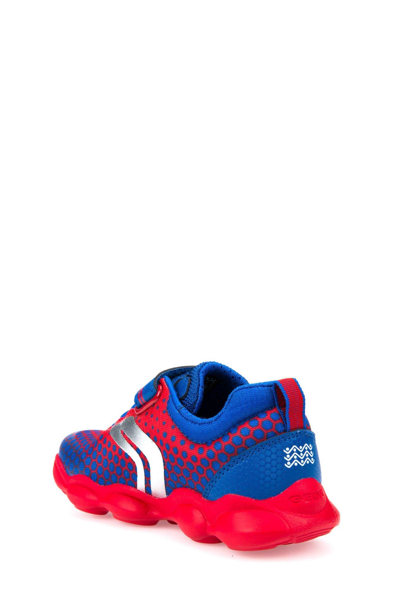 Alternate Image 2  - Geox Munfrey Sneaker (Toddler, Little Kid, Big Kid)
