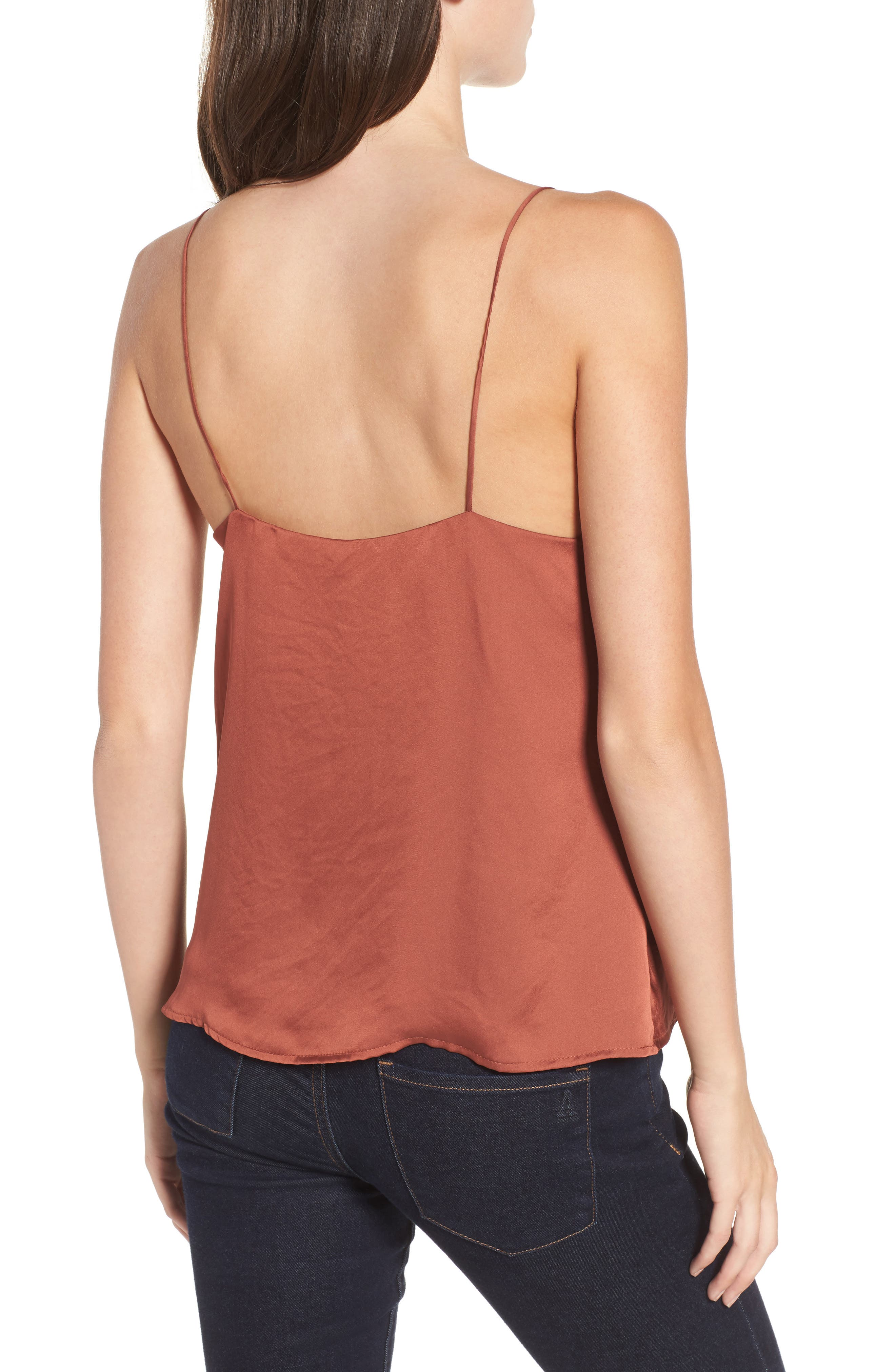 Alternate Image 2  - ASTR the Label Cowl Neck Tank