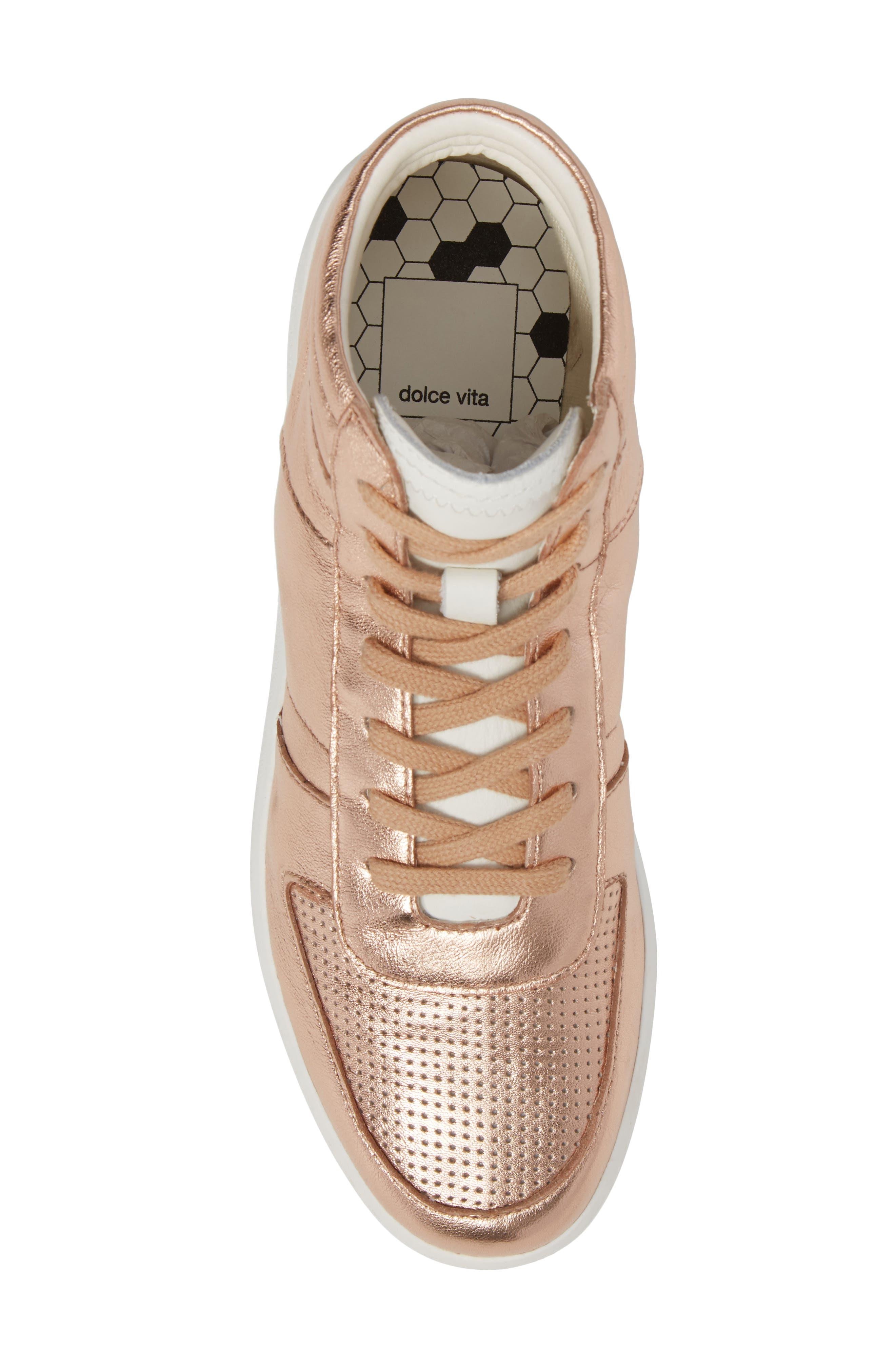 Alternate Image 5  - Dolce Vita Nate High Top Sneaker (Women)