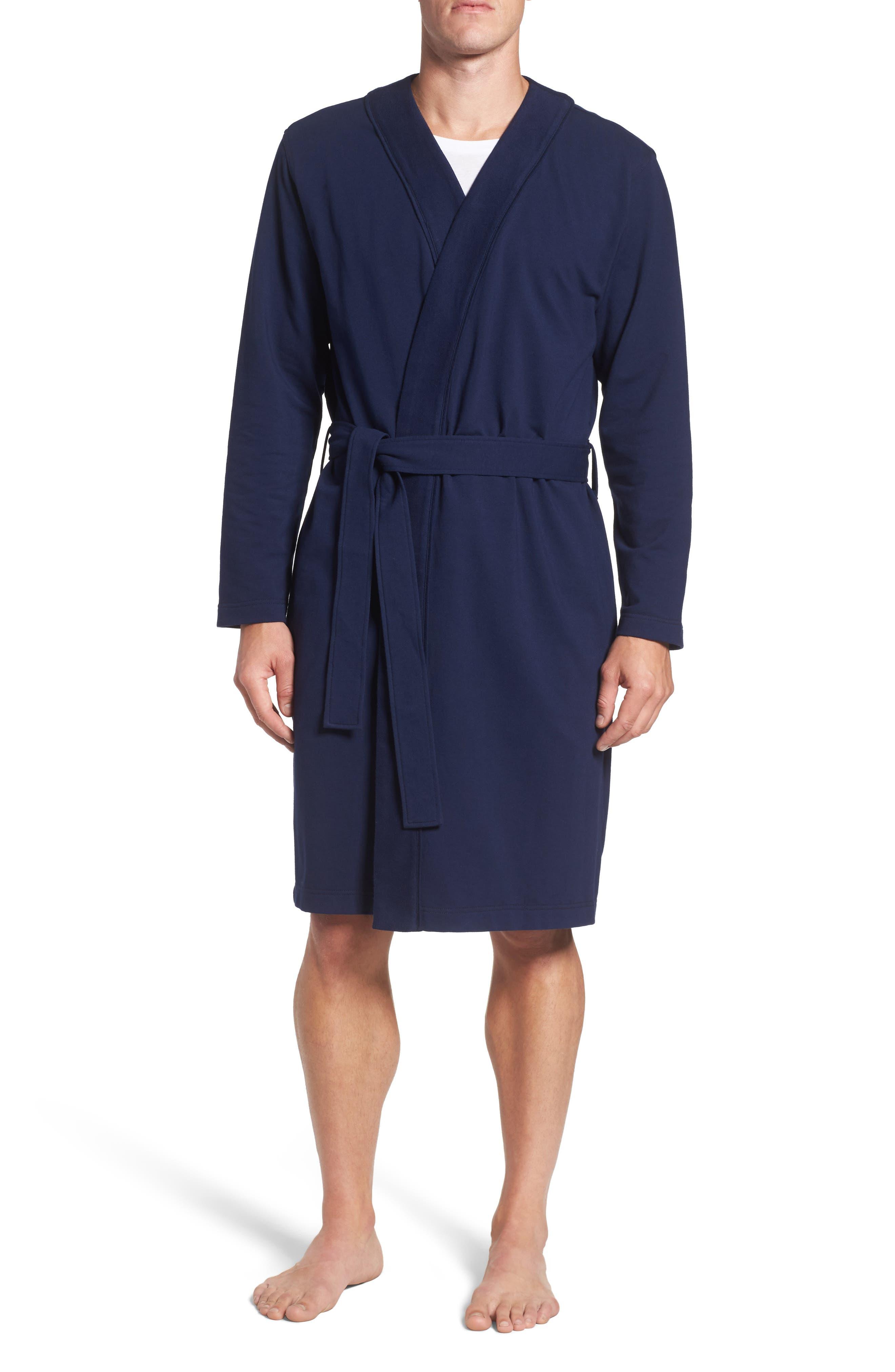 UGG® Samuel Stretch Cotton Robe