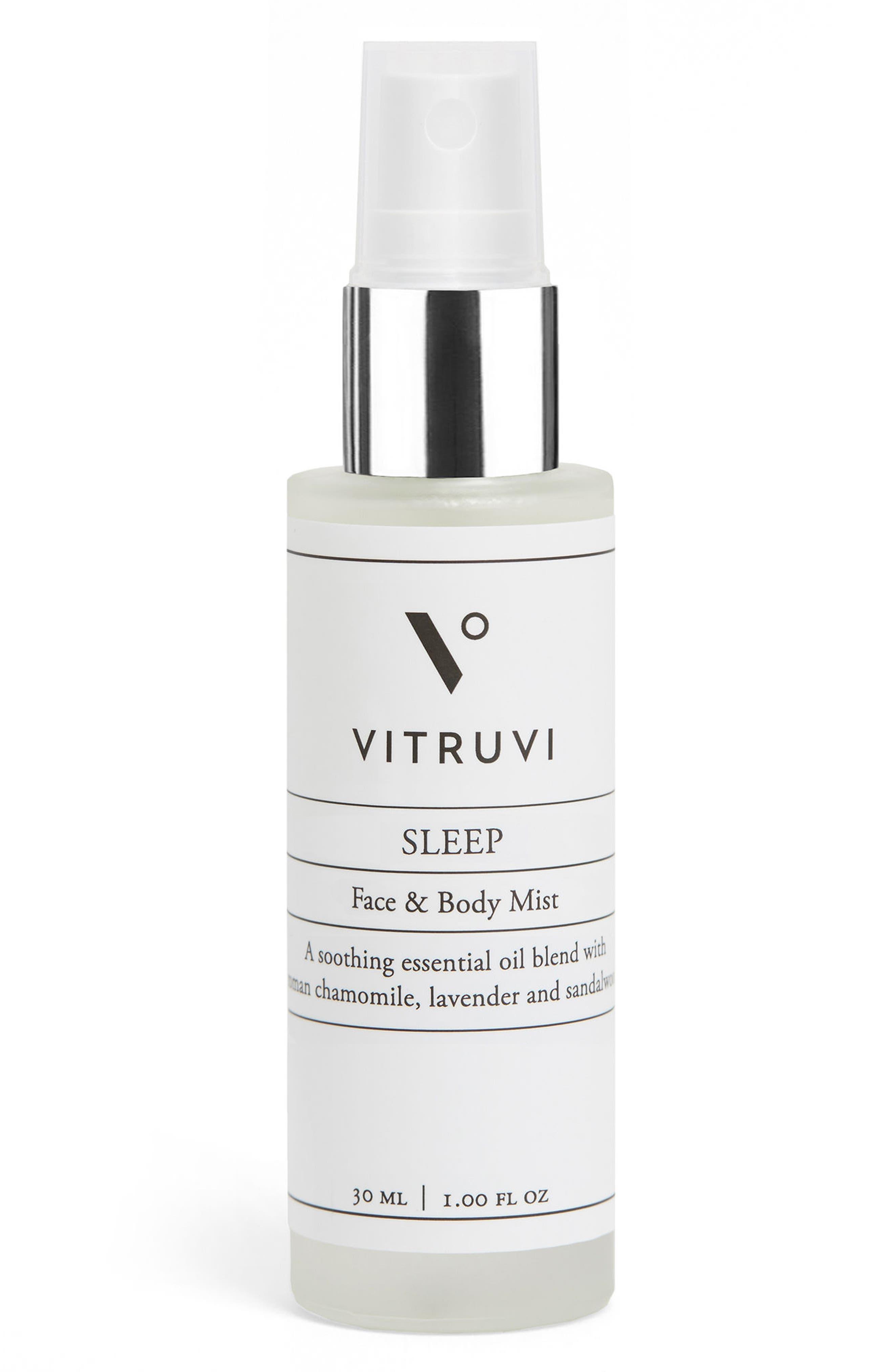 Sleep Face & Body Mist,                         Main,                         color, No Color