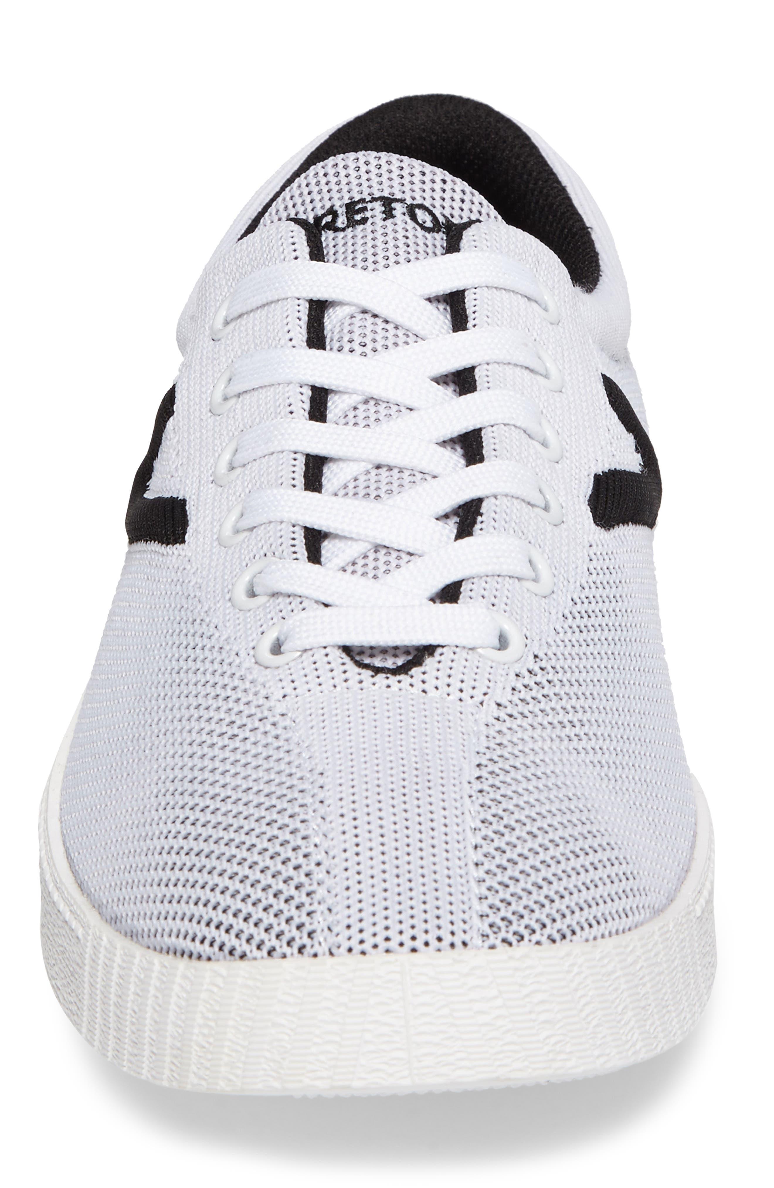 Alternate Image 4  - Tretorn Nylite Knit Sneaker (Men)