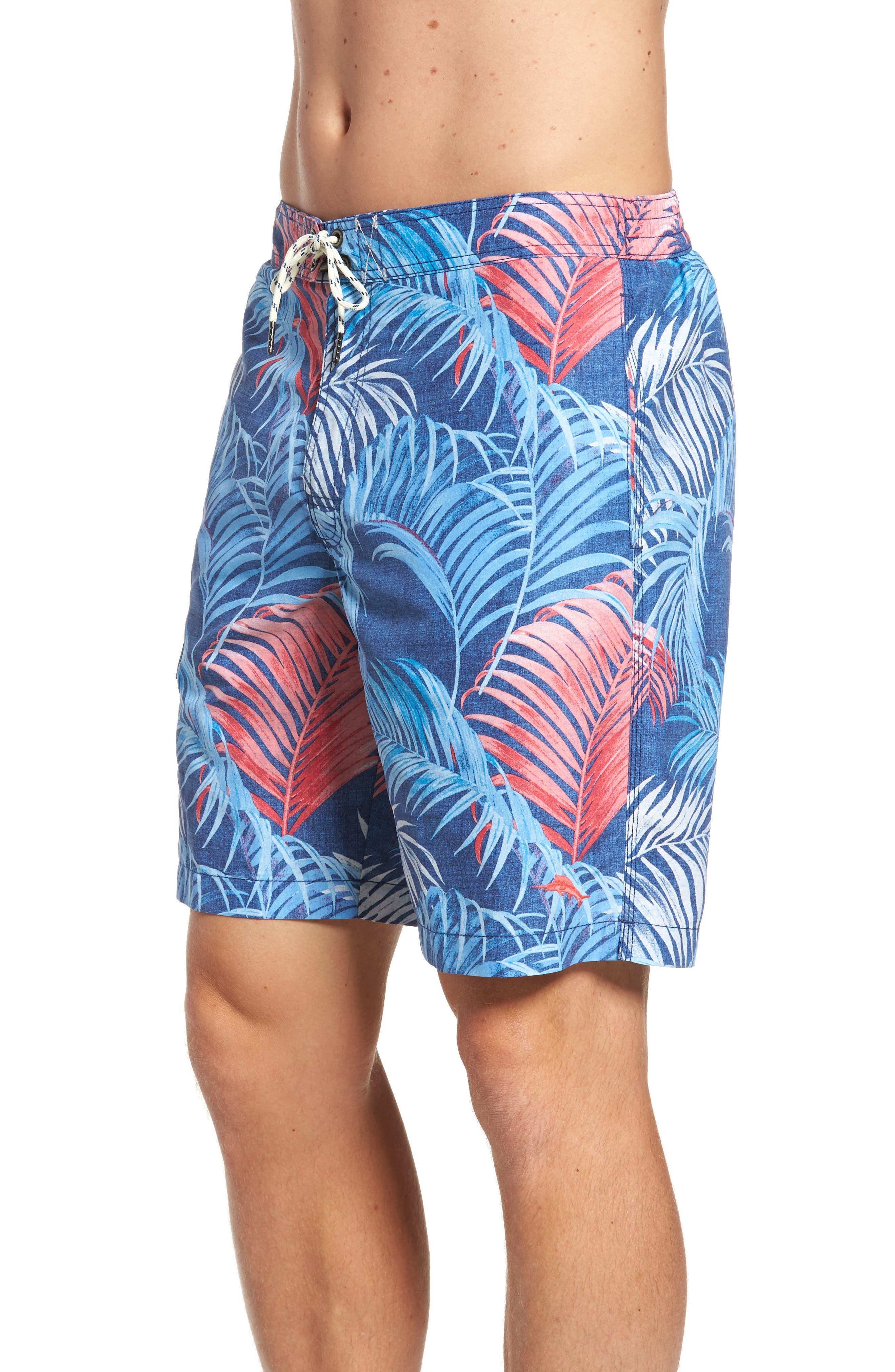 Alternate Image 3  - Tommy Bahama Baja Fez Frond Board Shorts