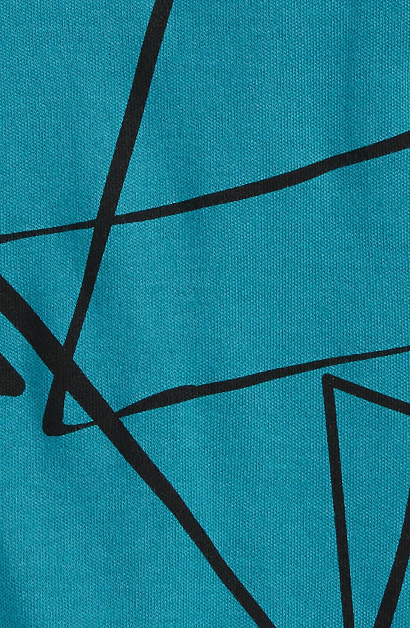 Alternate Image 3  - SOOKIbaby Geo Print Romper (Baby)