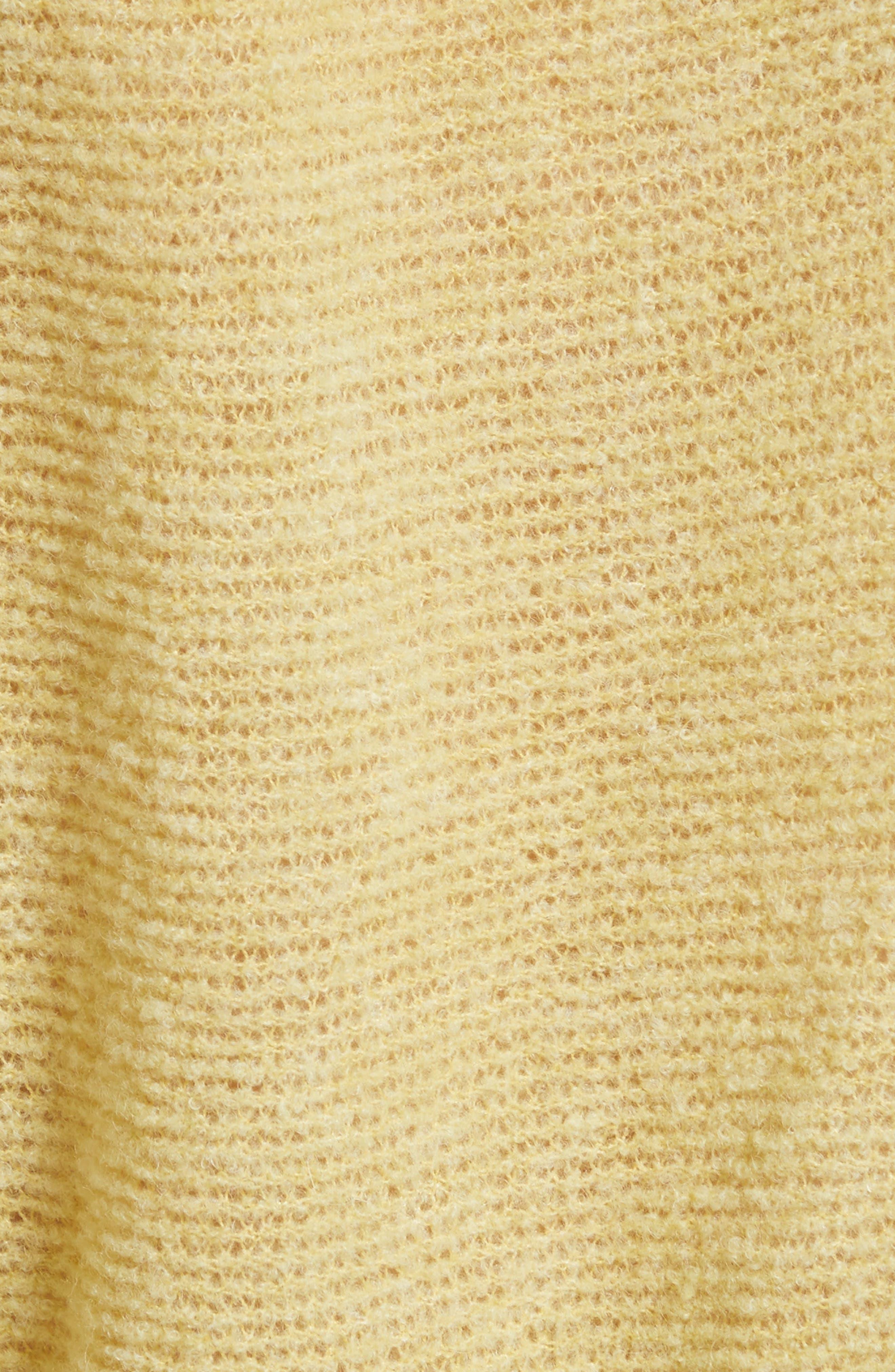 Alternate Image 5  - Free People Elderflower Sweater