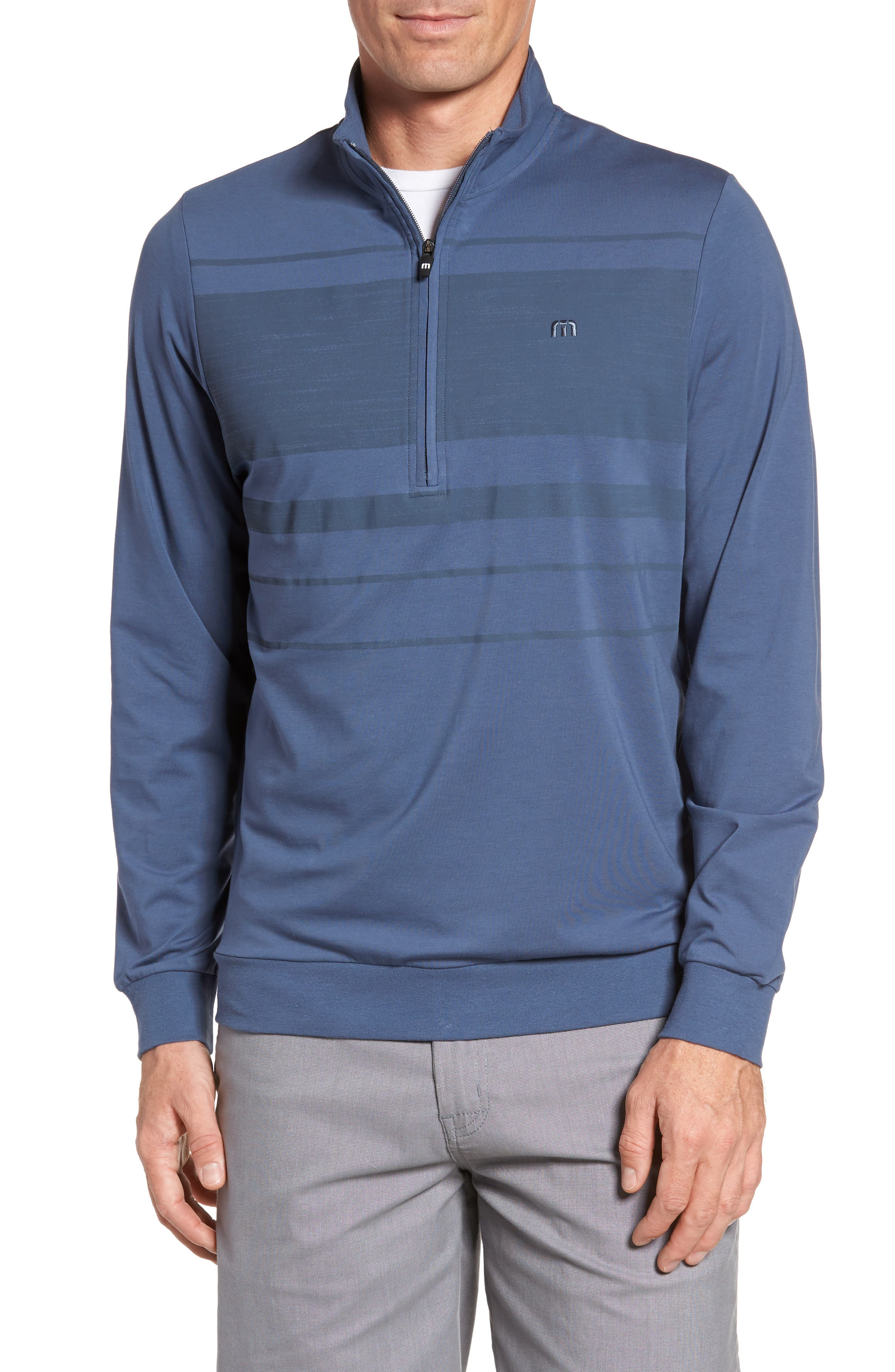 TRAVIS MATHEW Peace Easy Pullover