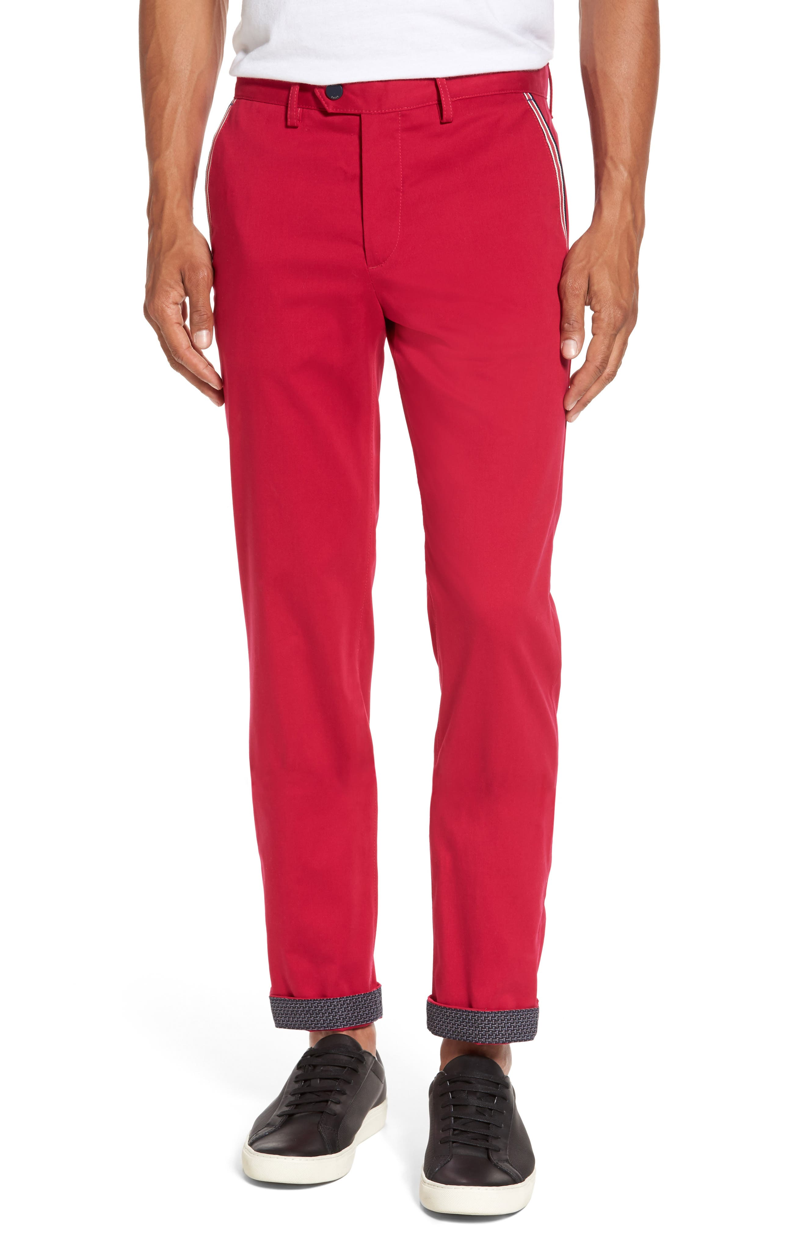 Ted Baker London Water Resistant Golf Chinos