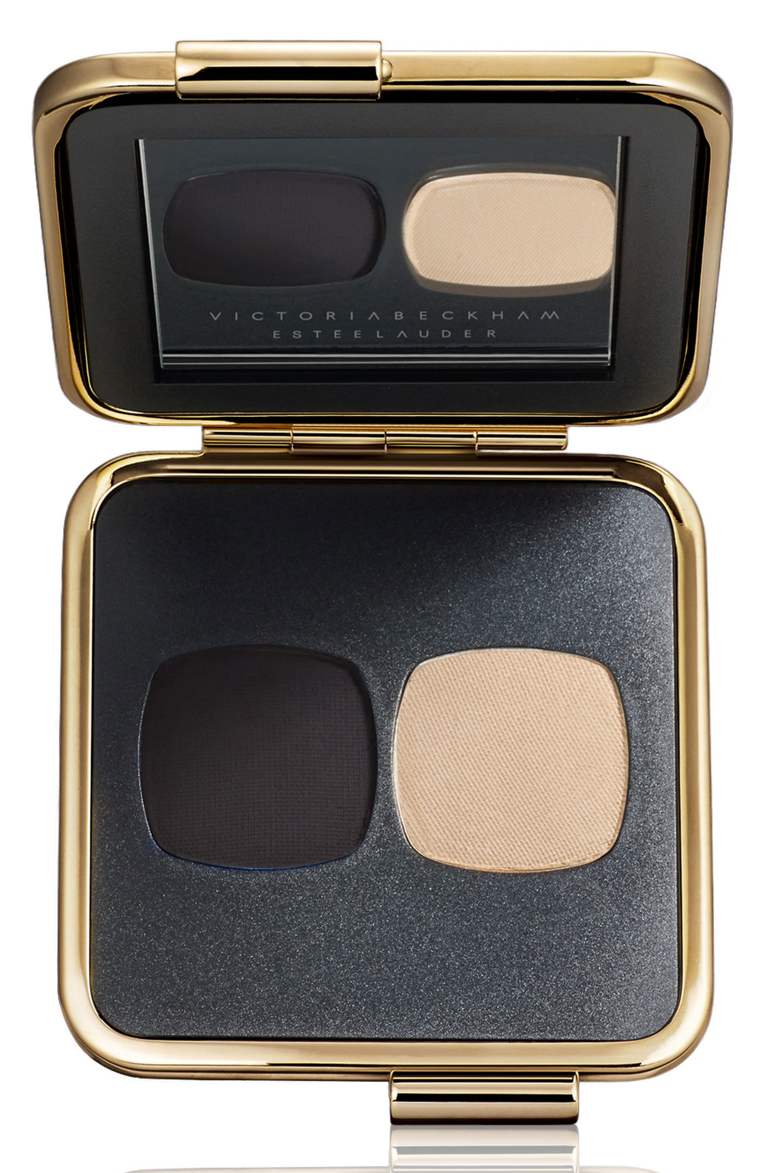 Victoria Beckham Eye Matte Duo,                         Main,                         color, Noir/ Vanille
