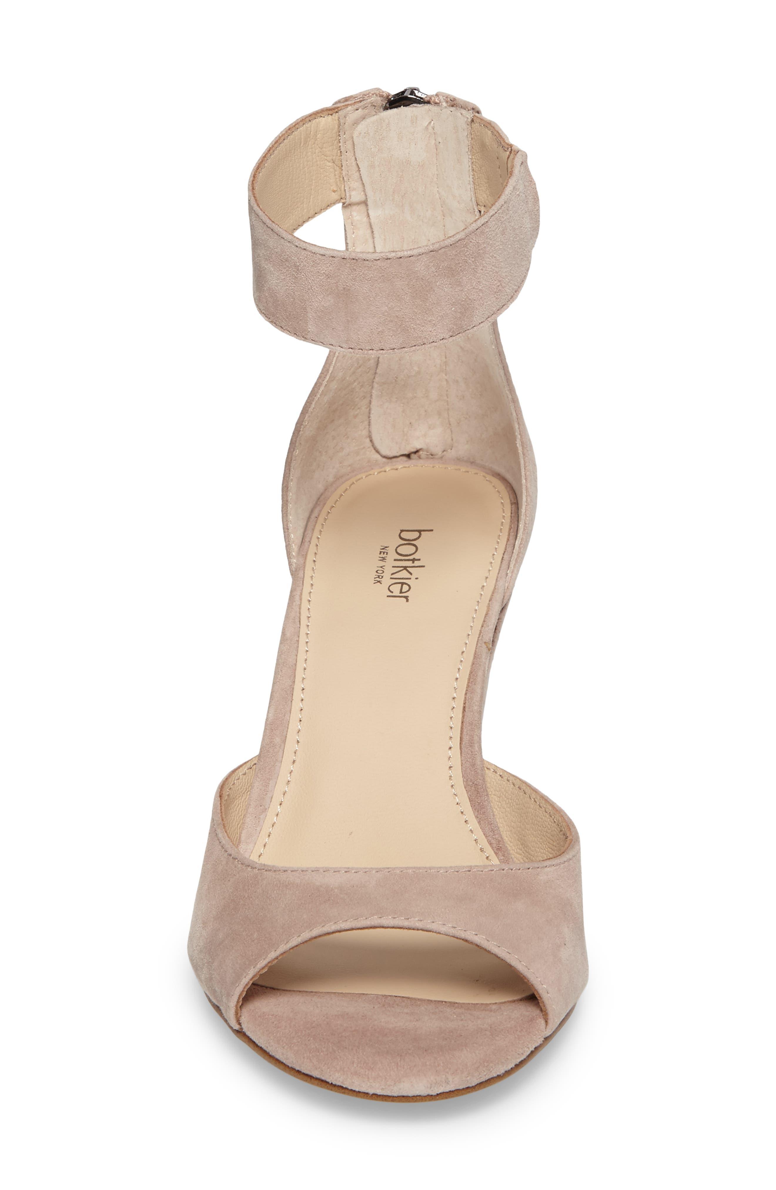 Alternate Image 4  - Botkier Pilar Ankle Strap Sandal (Women)