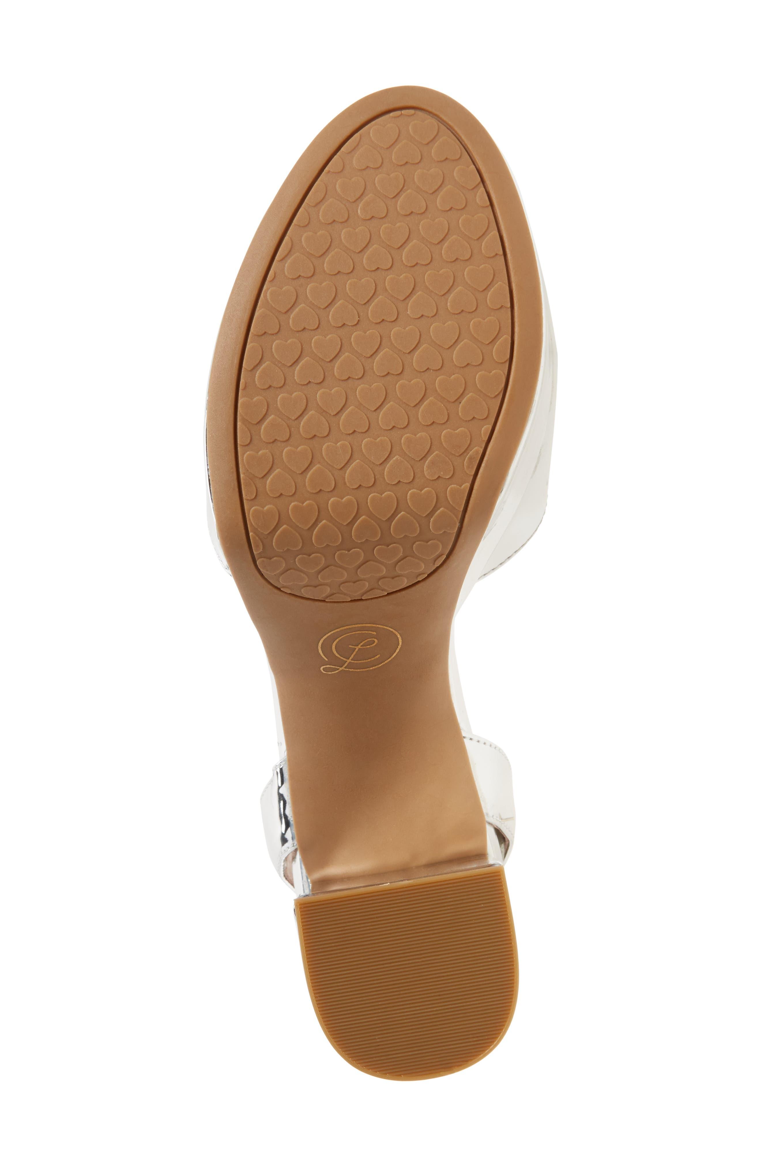 Alternate Image 6  - Chinese Laundry Theresa Metallic Platform Sandal (Women)