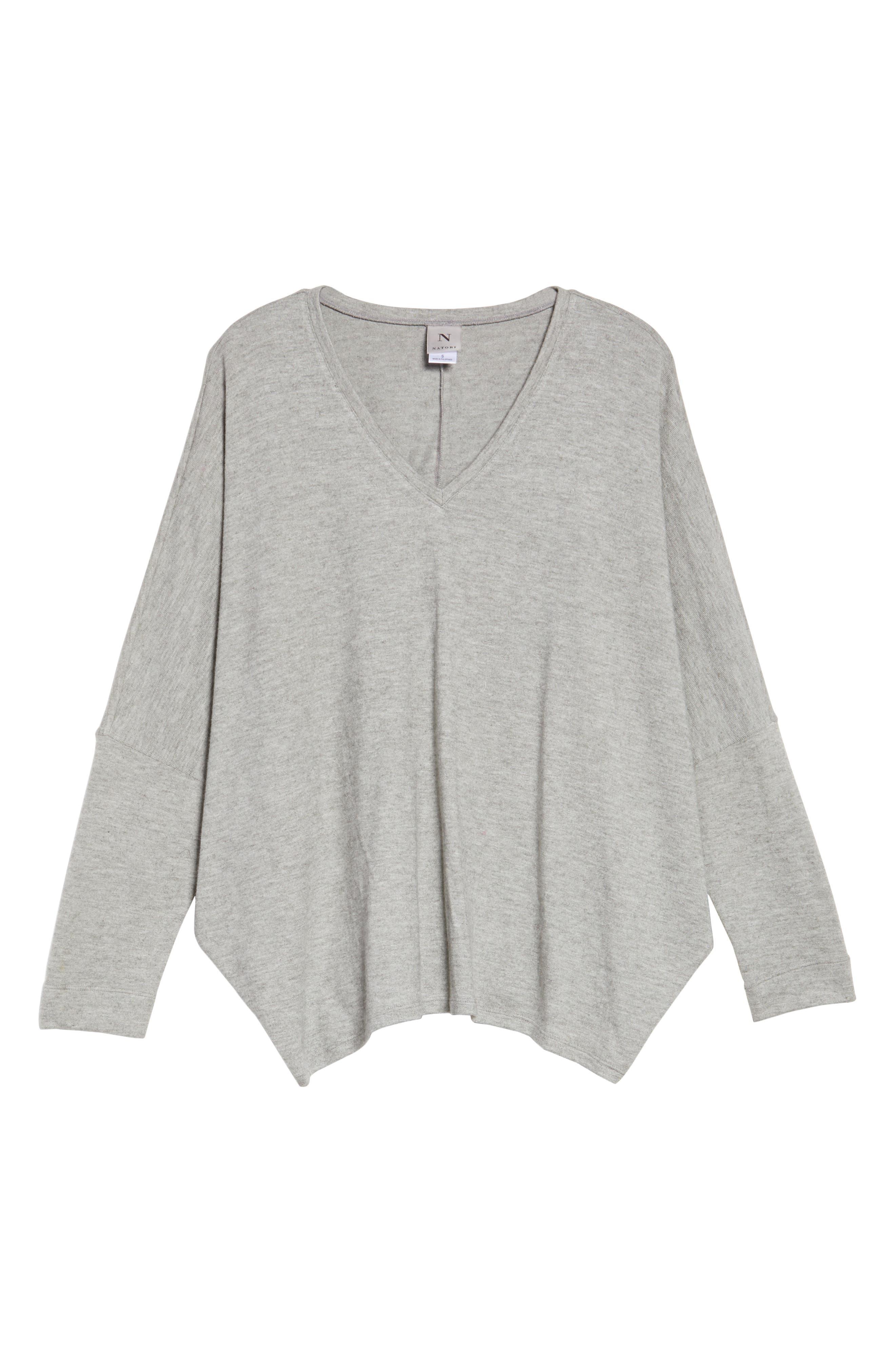 Alternate Image 4  - Natori Retreat Sweater Knit Top