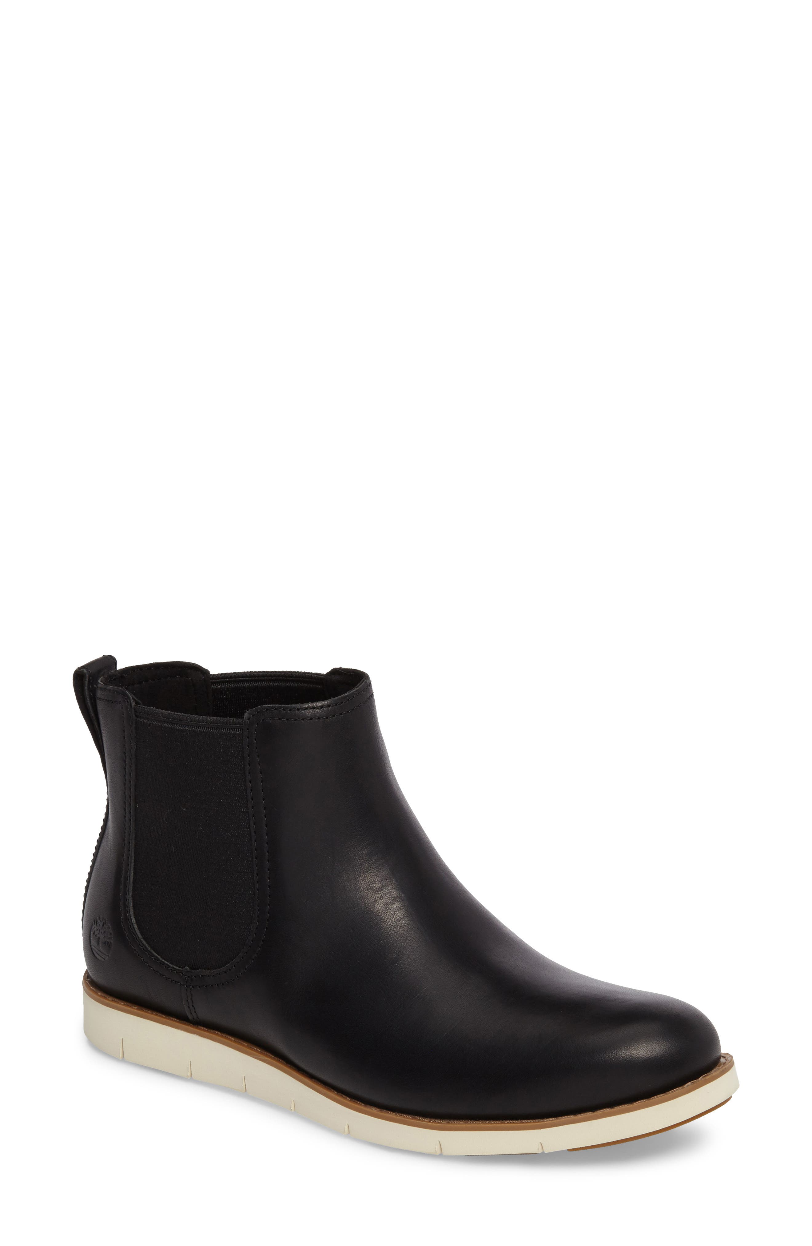 Alternate Image 1 Selected - Timberland Lakeville Chelsea Boot (Women)