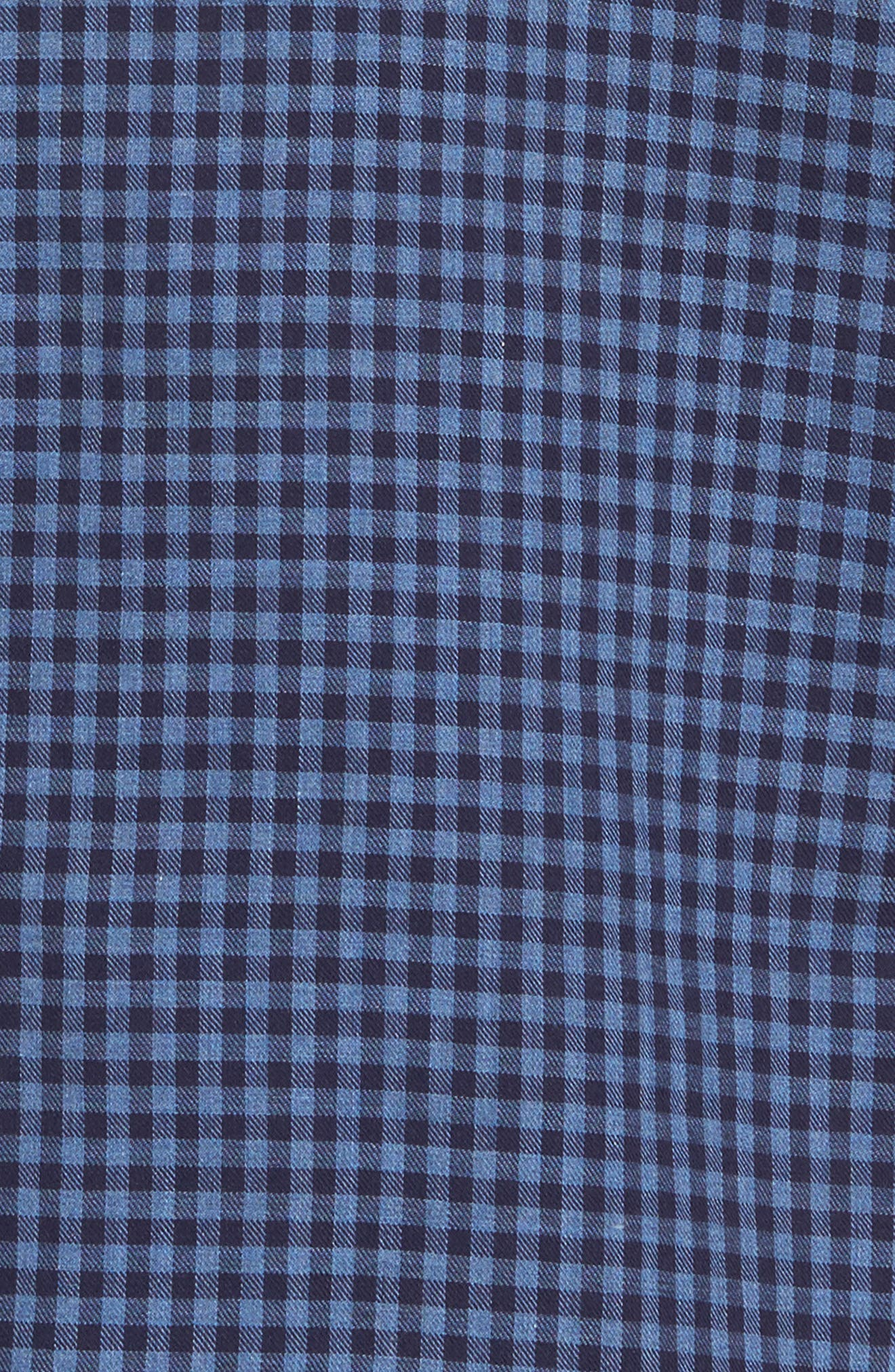 Alternate Image 5  - Rodd & Gunn Kennington Regular Fit Gingham Sport Shirt