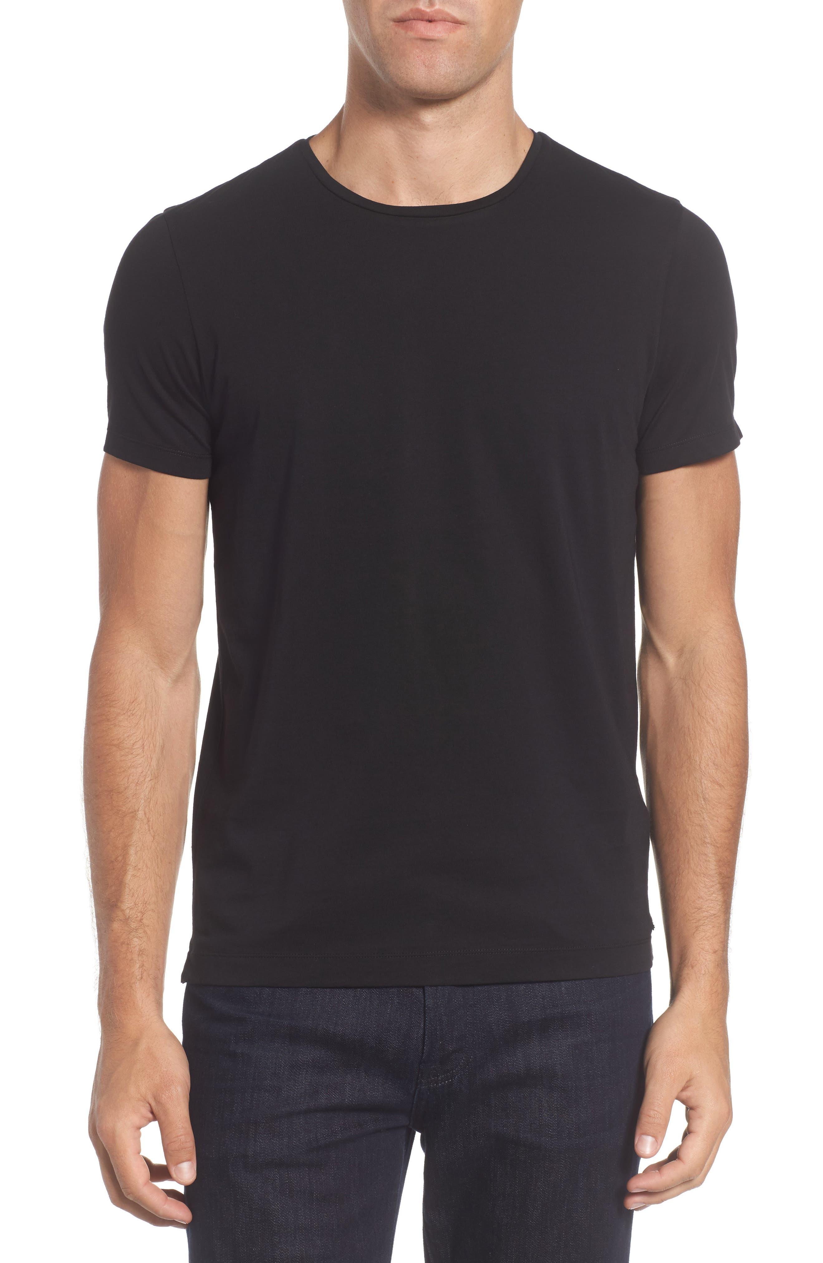 Main Image - BOSS Tessler Crewneck T-Shirt