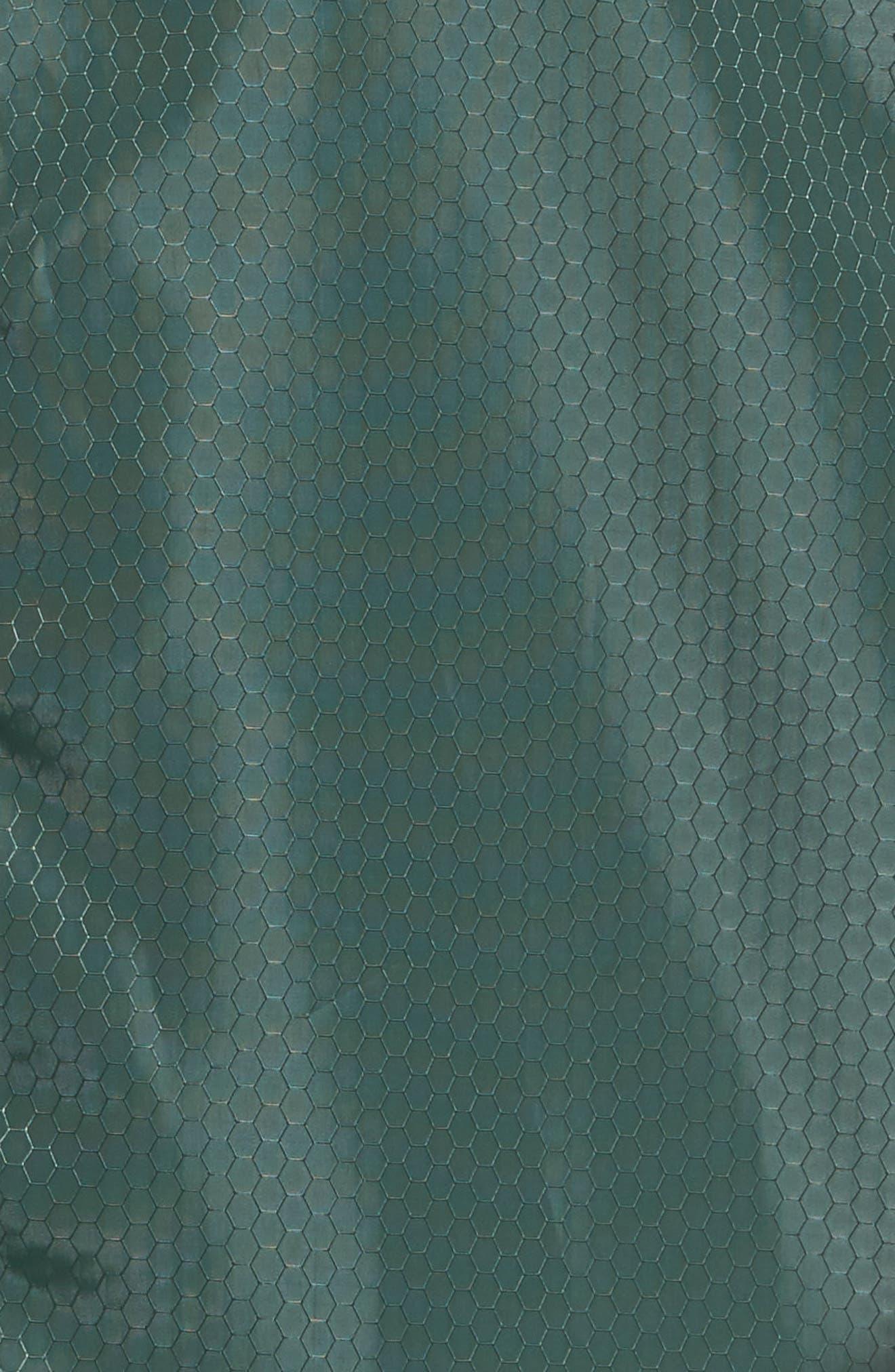 Alternate Image 5  - RVCA Hexstop II Water Repellent Hooded Jacket