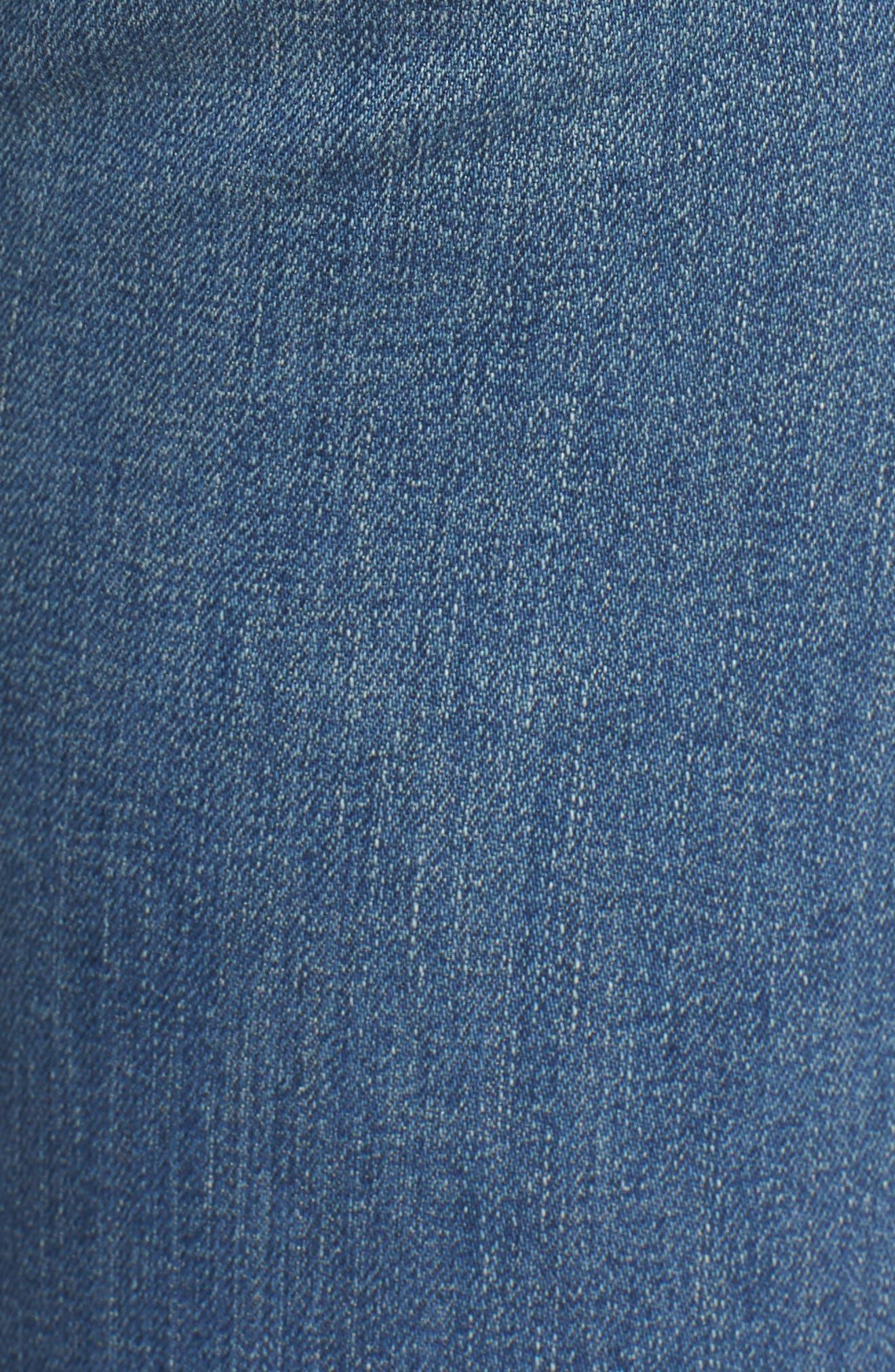 Alternate Image 6  - Draper James Crop Flare Jeans