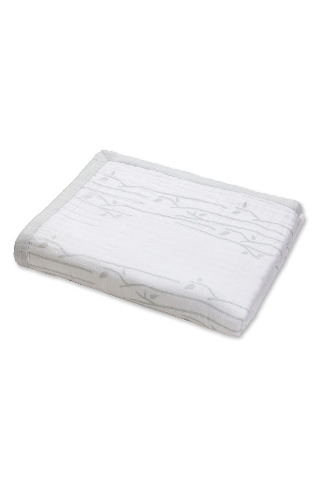 Alternate Image 2  - aden + anais Classic Daydream Blanket™